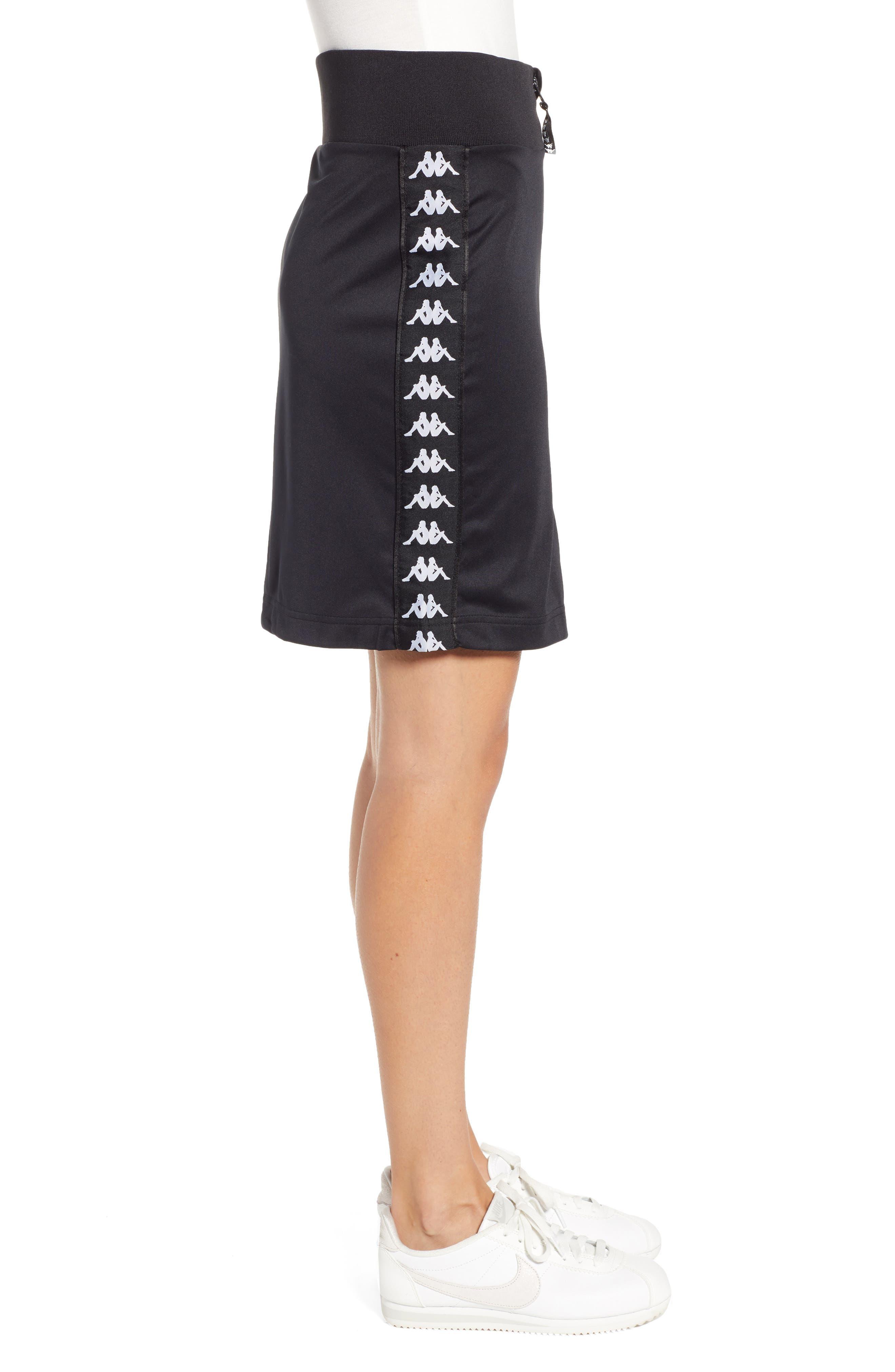 Slim Classic Skirt,                             Alternate thumbnail 3, color,                             001