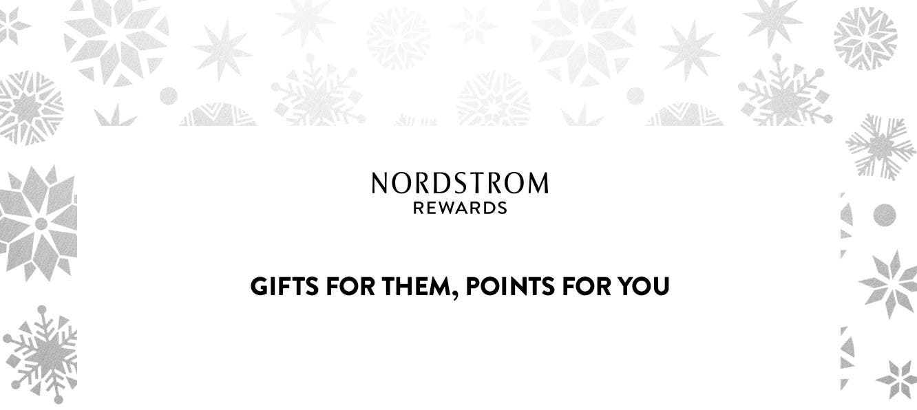 Gifts for Them, Points for You