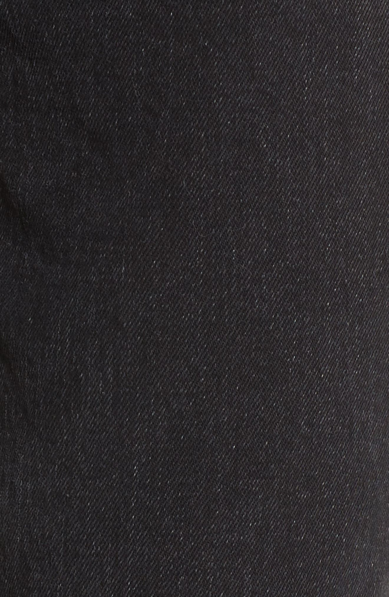 Bond Loose Fit Ankle Skinny Jeans,                             Alternate thumbnail 5, color,