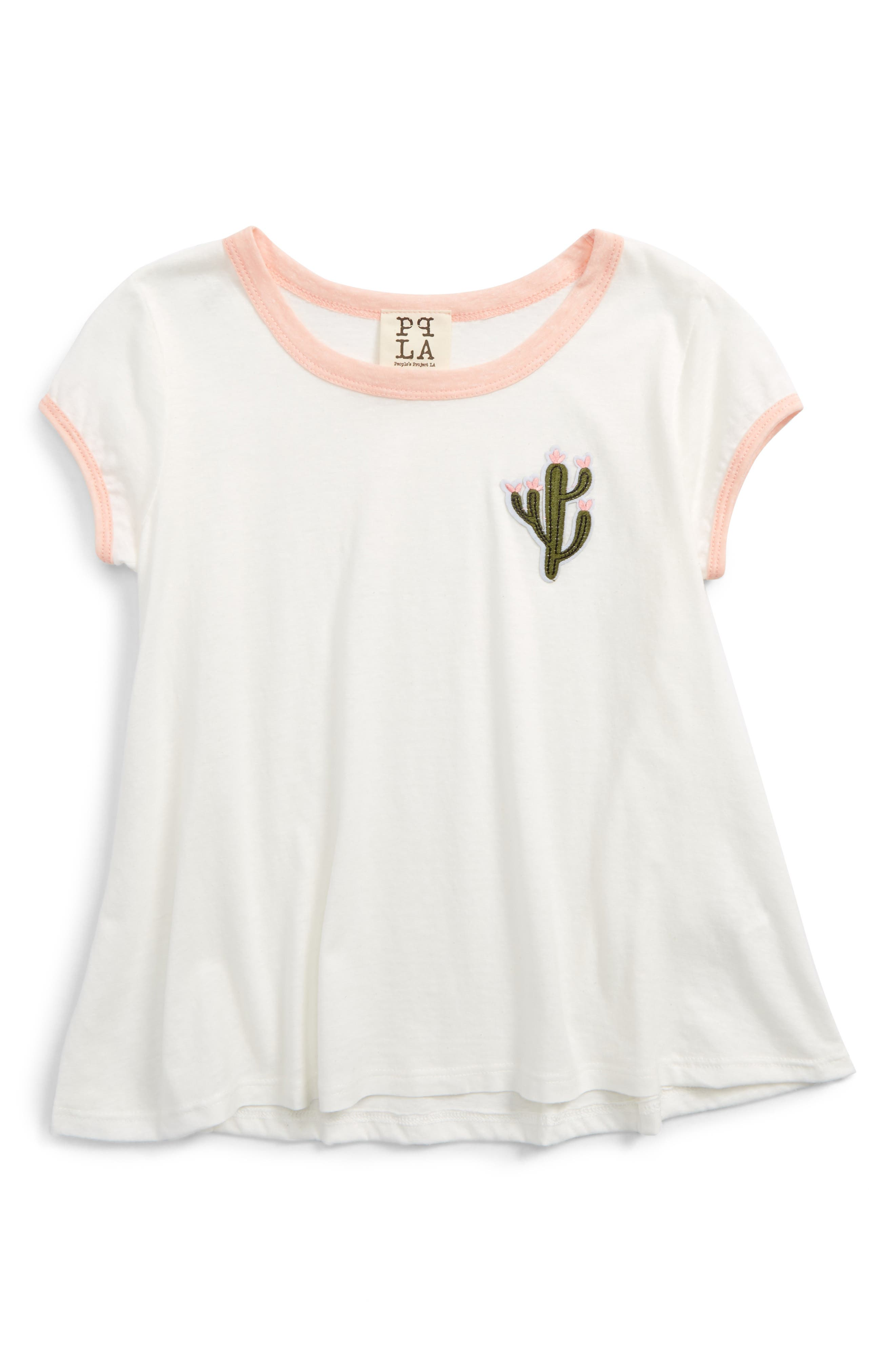 Cactus Patch Tee,                         Main,                         color, 900