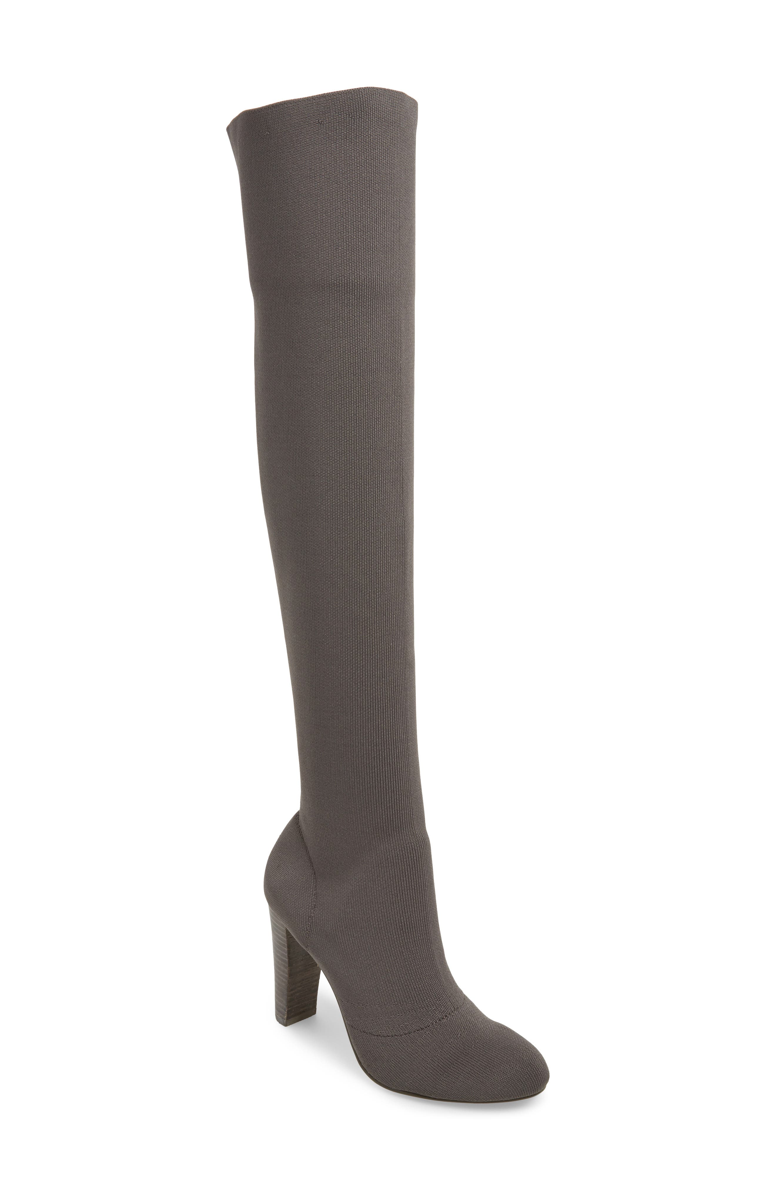 Simone Over the Knee Boot,                             Main thumbnail 2, color,