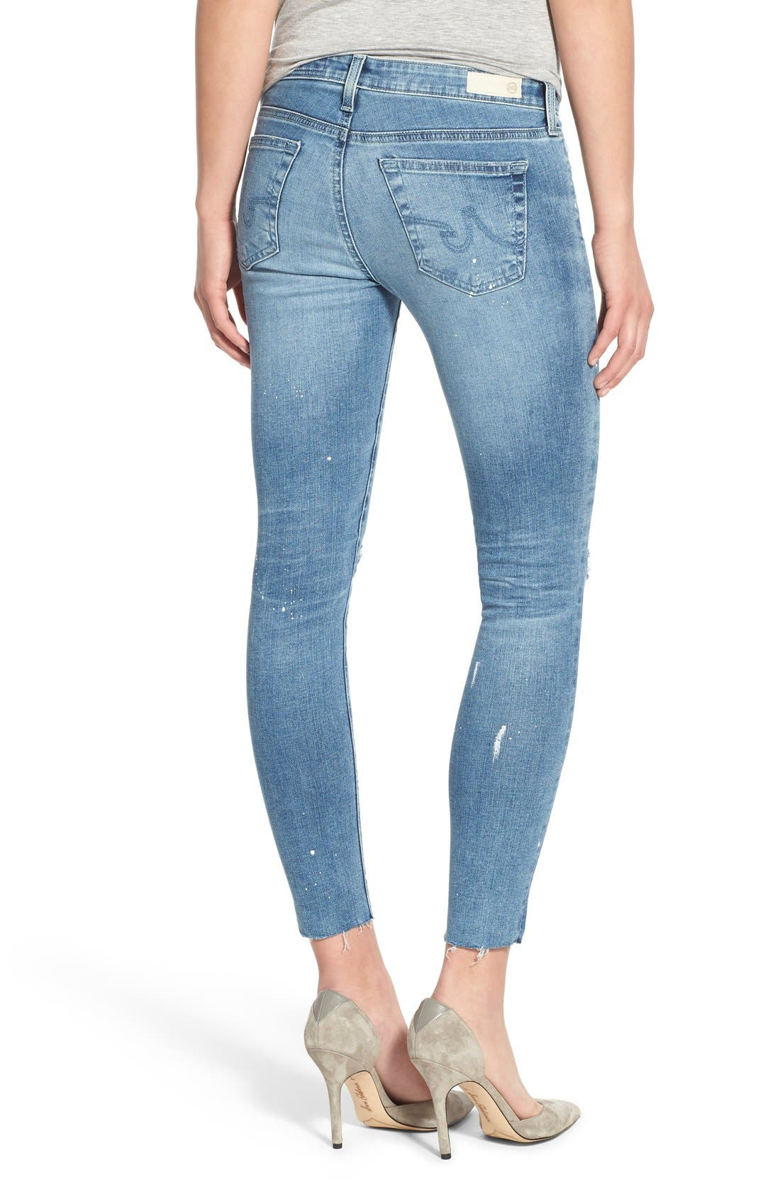 The Legging Ankle Jeans,                             Alternate thumbnail 69, color,