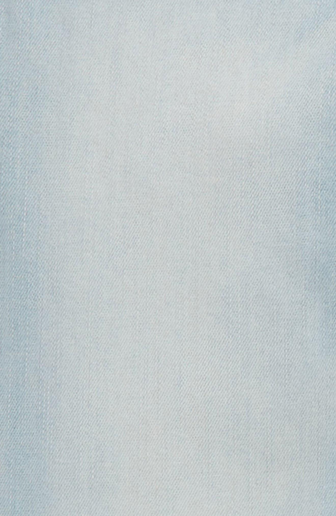 Crop Jeans,                             Alternate thumbnail 3, color,                             420