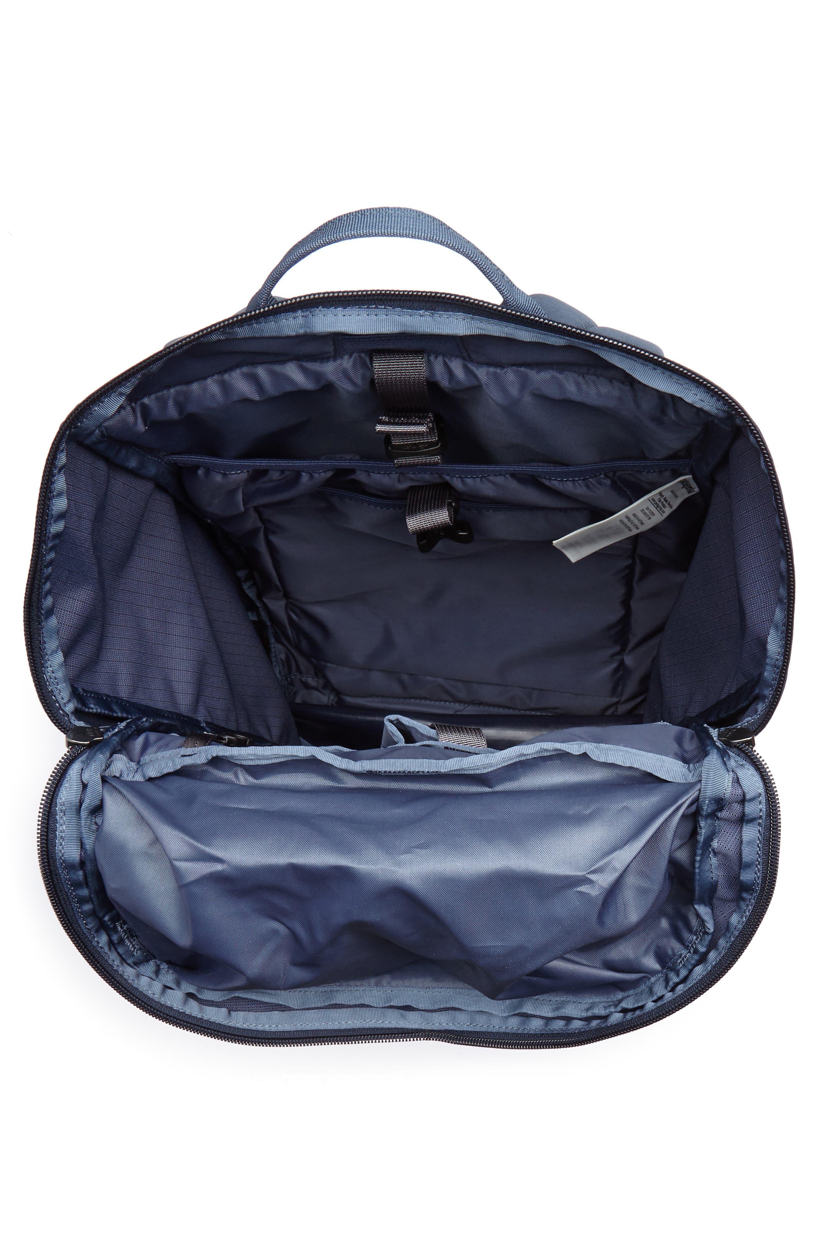Black Hole 25 Liter Backpack,                             Alternate thumbnail 4, color,                             DOLOMITE BLUE