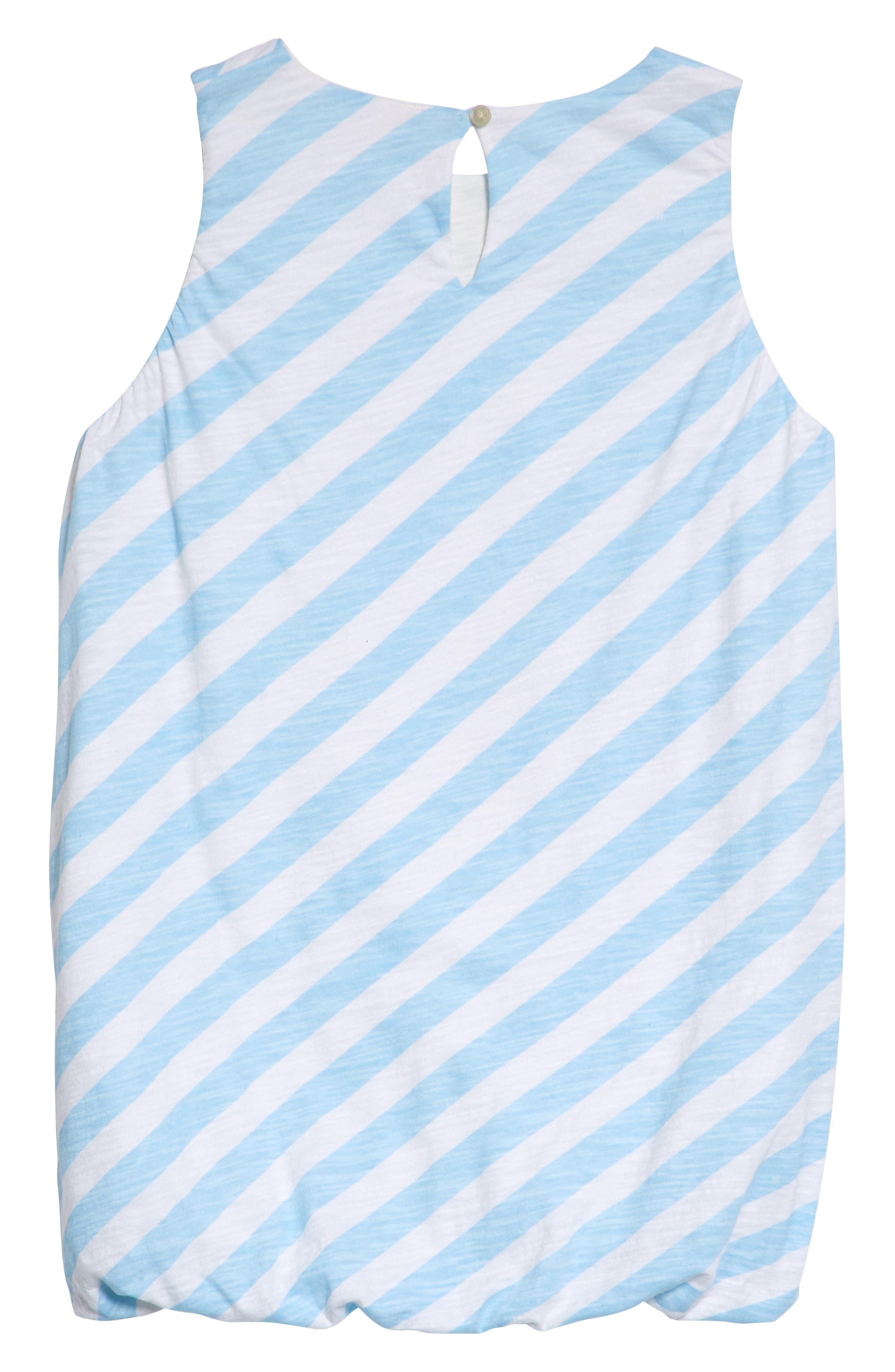 Cotton Bubble Dress,                             Alternate thumbnail 4, color,