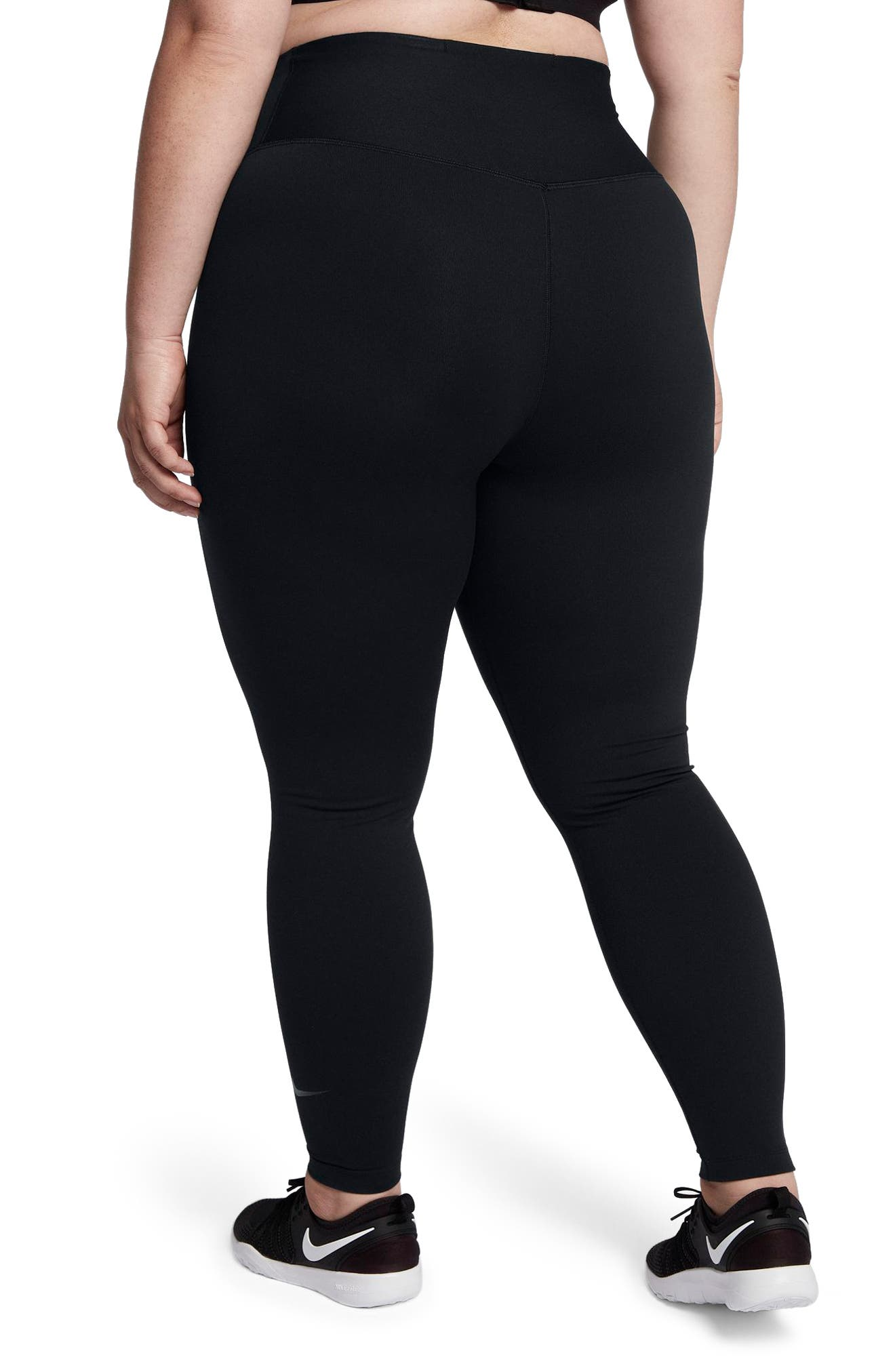Power Sculpt Training Tights,                             Alternate thumbnail 2, color,