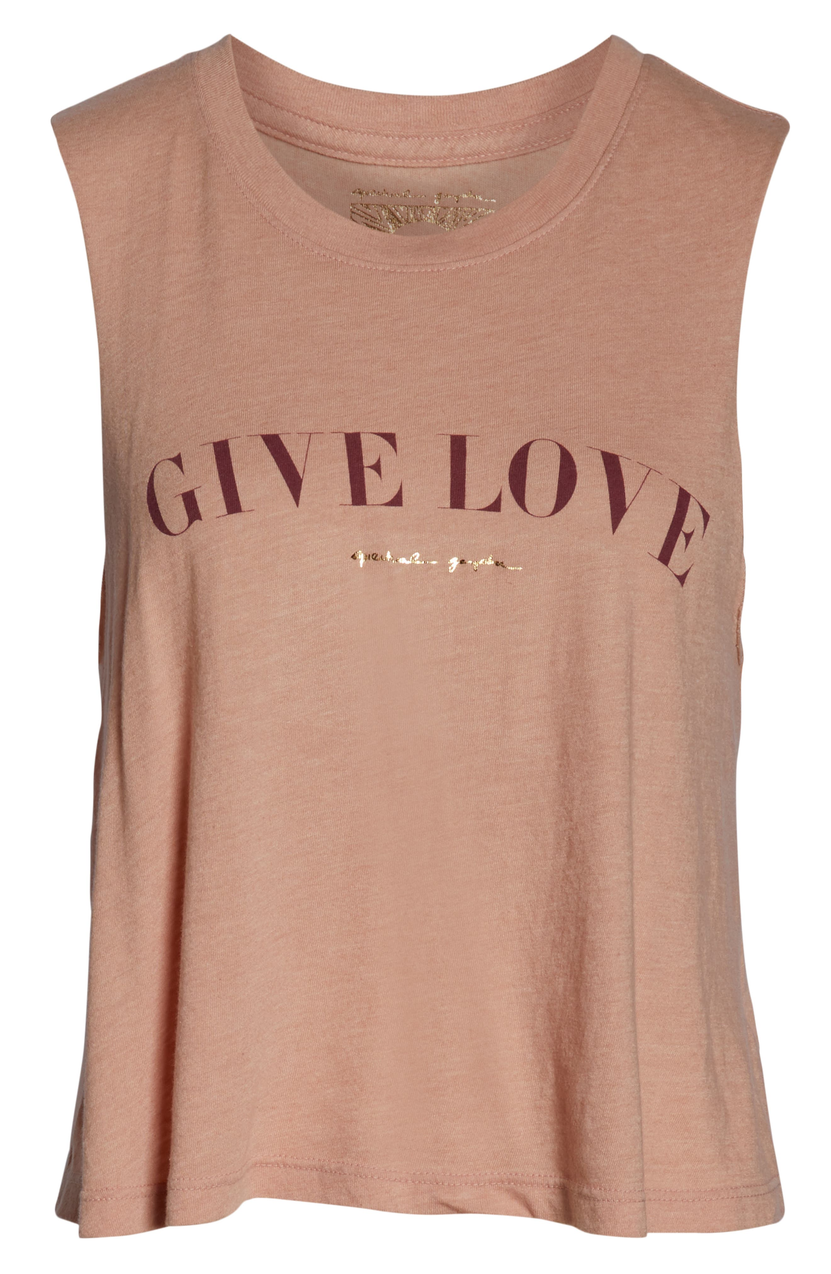 Give Love Crop Tank,                             Alternate thumbnail 7, color,                             294