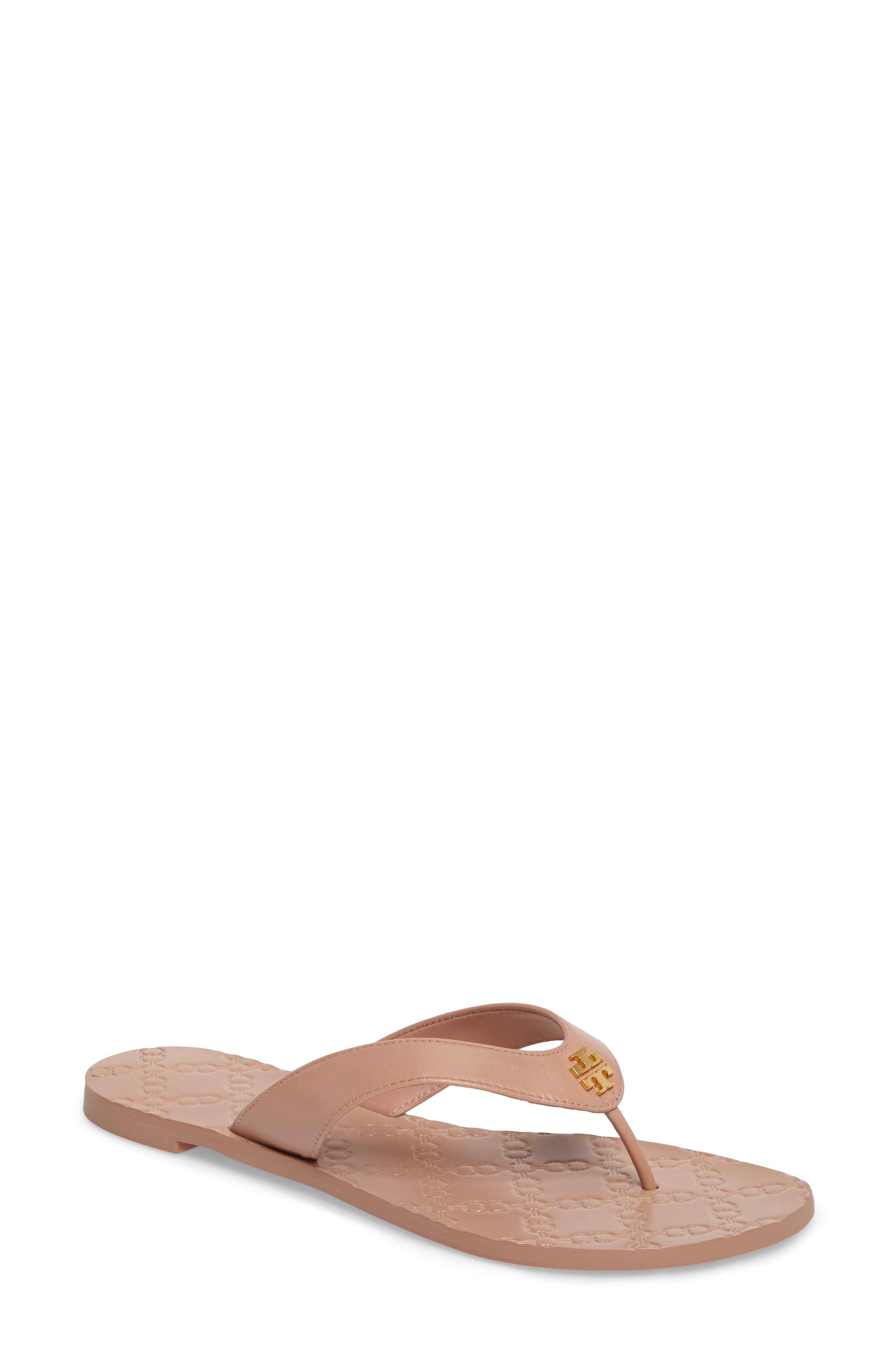 Monroe Flip Flop,                         Main,                         color, LIGHT MAKEUP