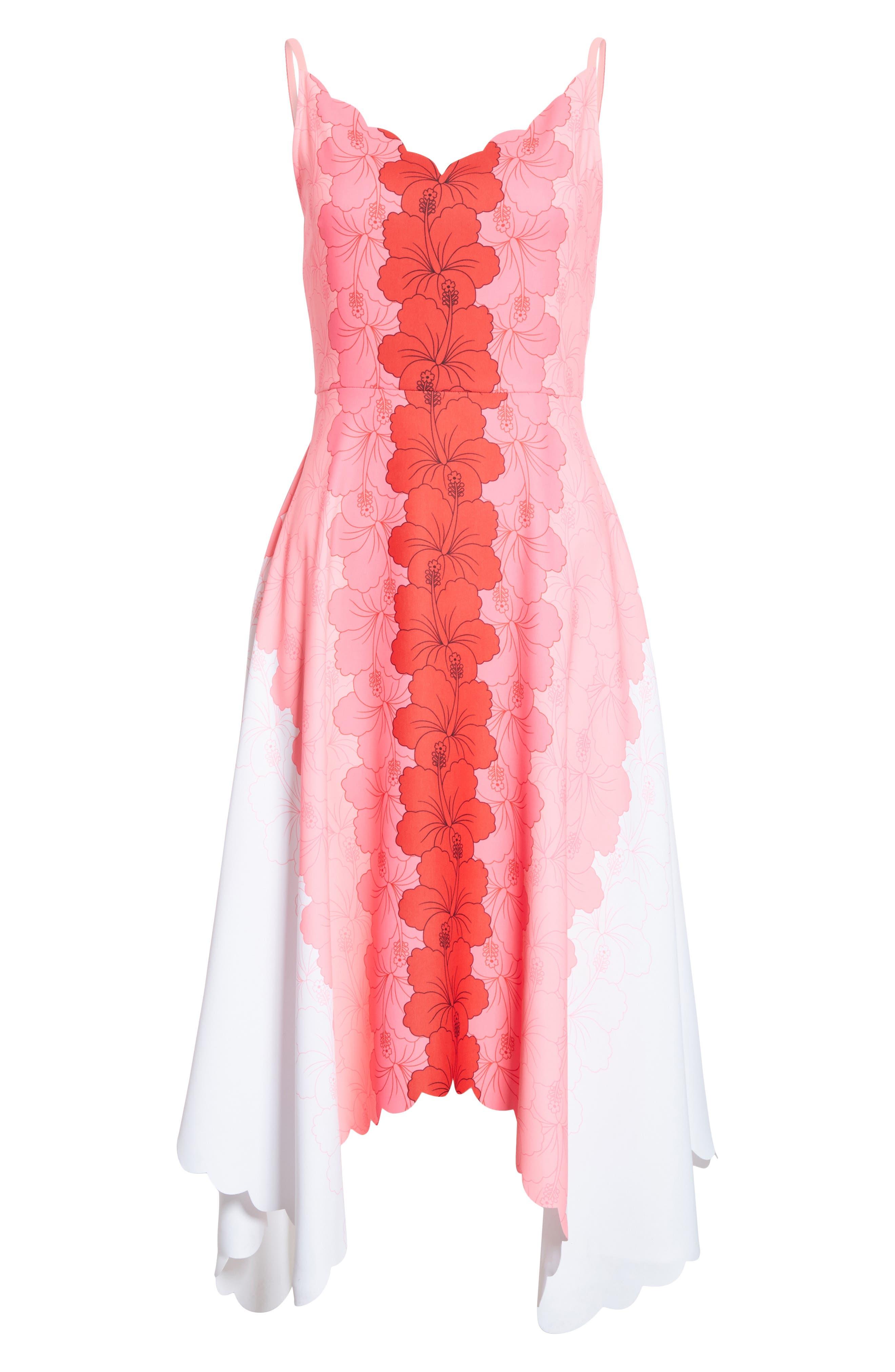 Ritsa Happiness Dress,                             Alternate thumbnail 6, color,                             671