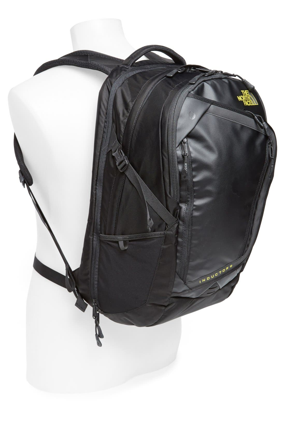 'Inductor Charged' Backpack,                             Alternate thumbnail 5, color,                             001