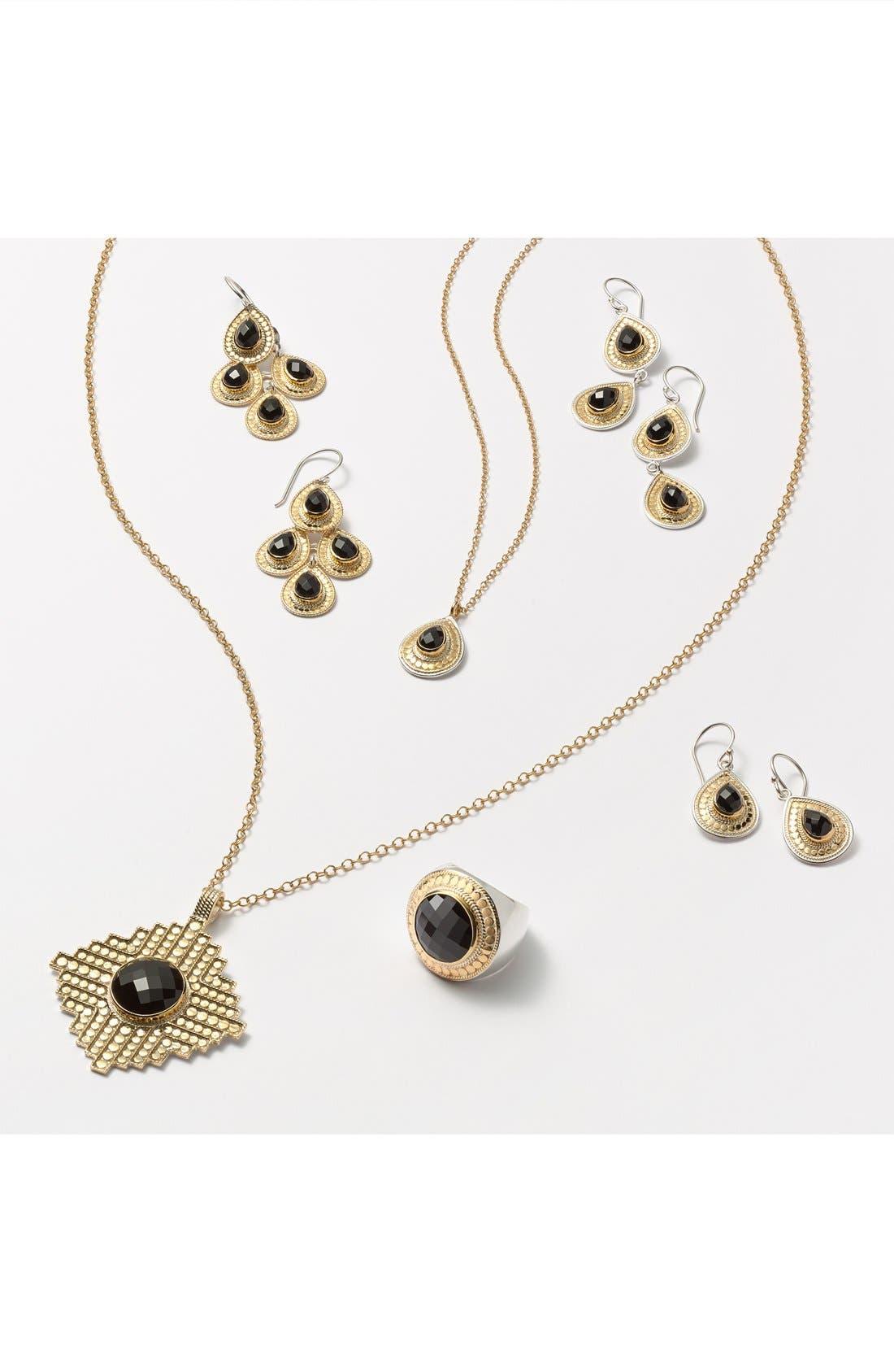 'Gili' Teardrop Pendant Necklace,                             Alternate thumbnail 2, color,                             711