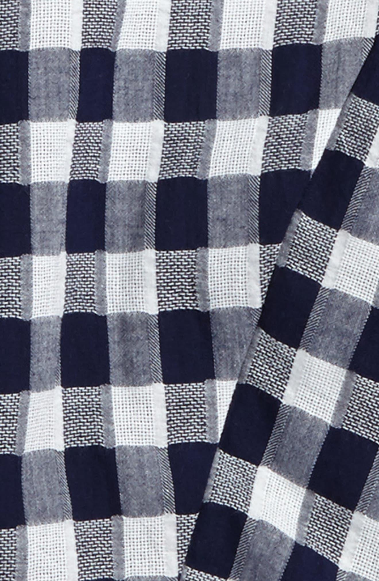 Tie Front Shirt,                             Alternate thumbnail 2, color,                             403