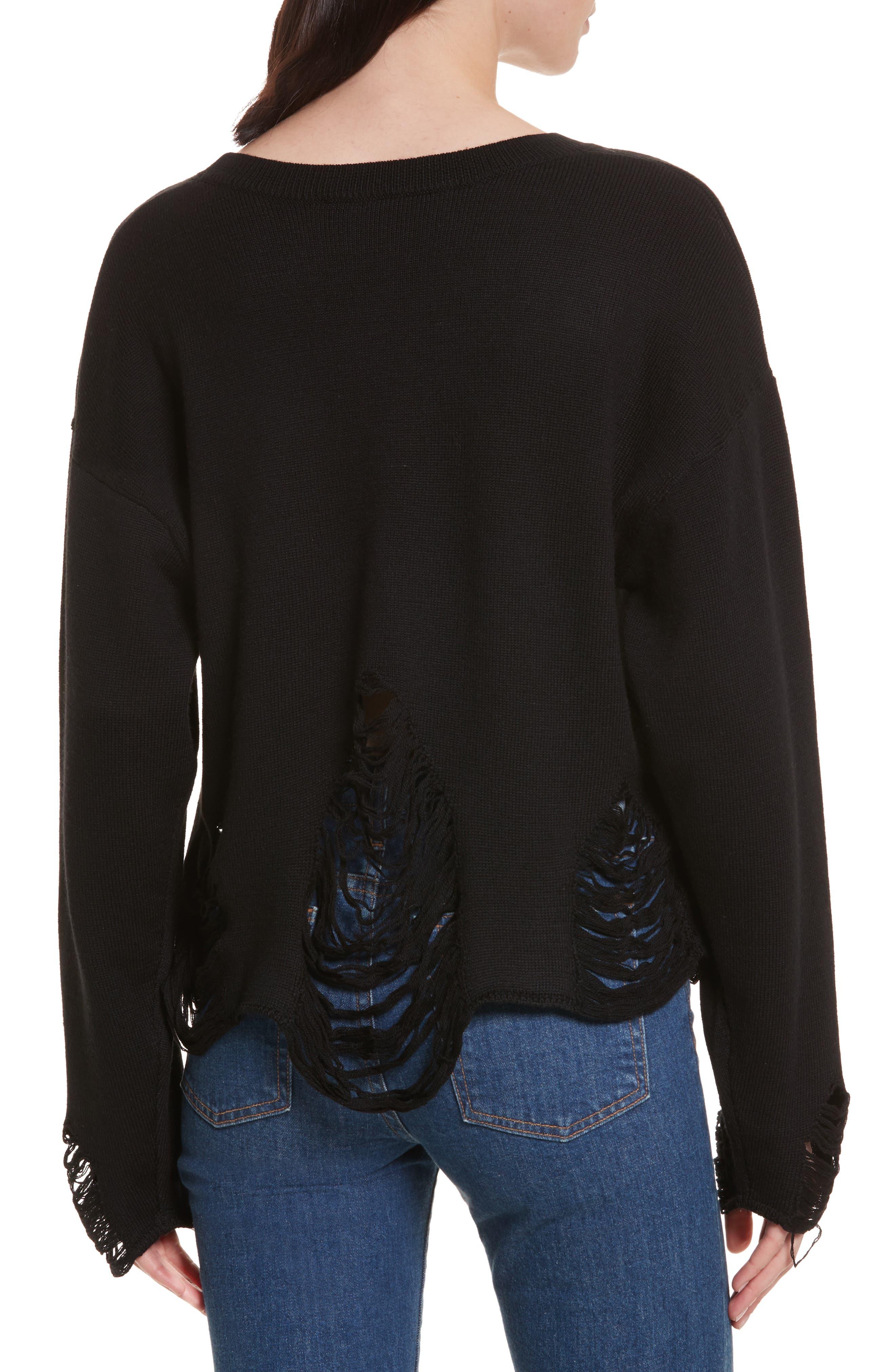 Parola Sweater,                             Alternate thumbnail 2, color,                             001