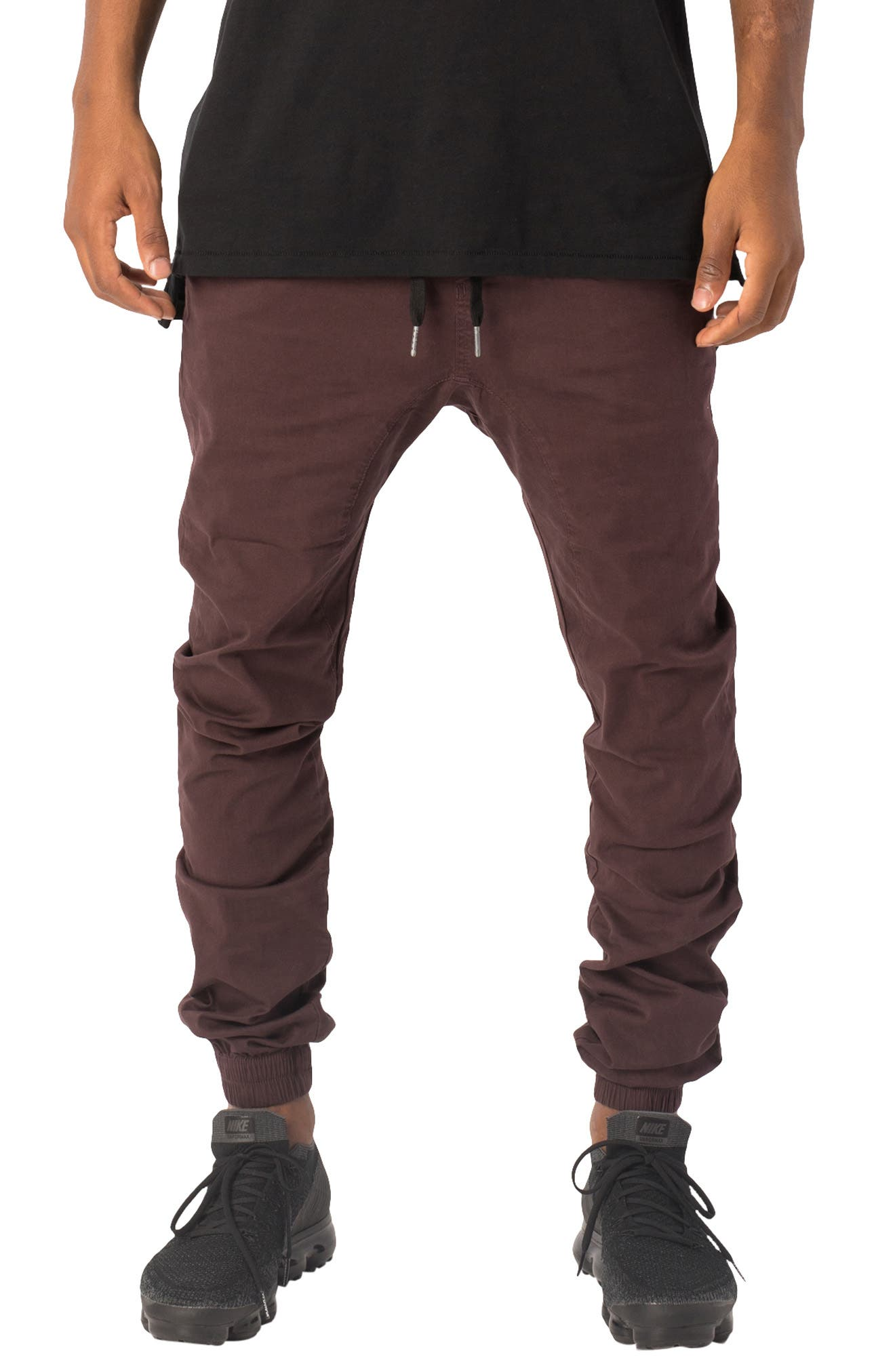 Sureshot Lightweight Jogger Pants,                         Main,                         color, PORT
