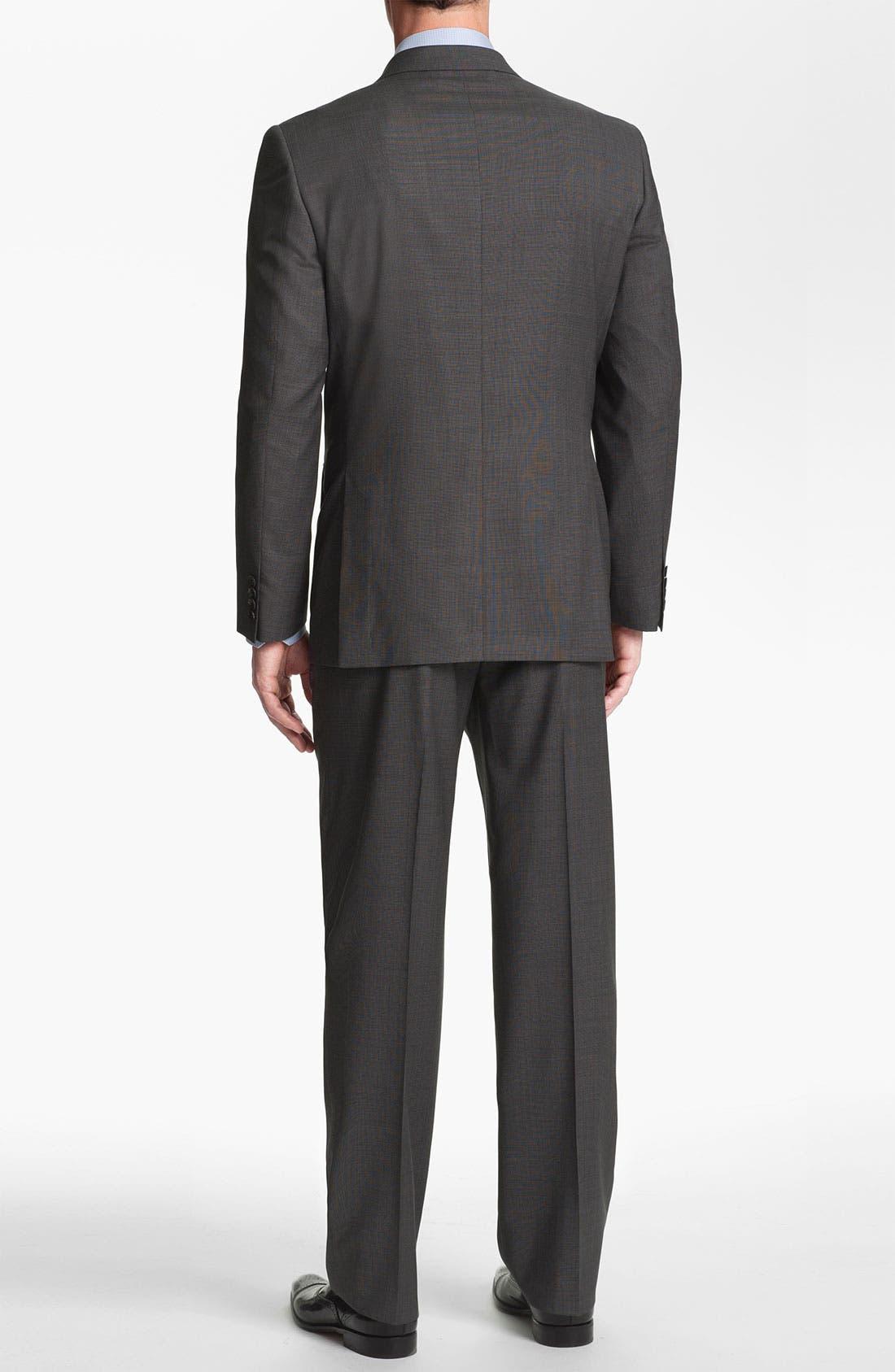 Wool Suit,                             Alternate thumbnail 2, color,                             021