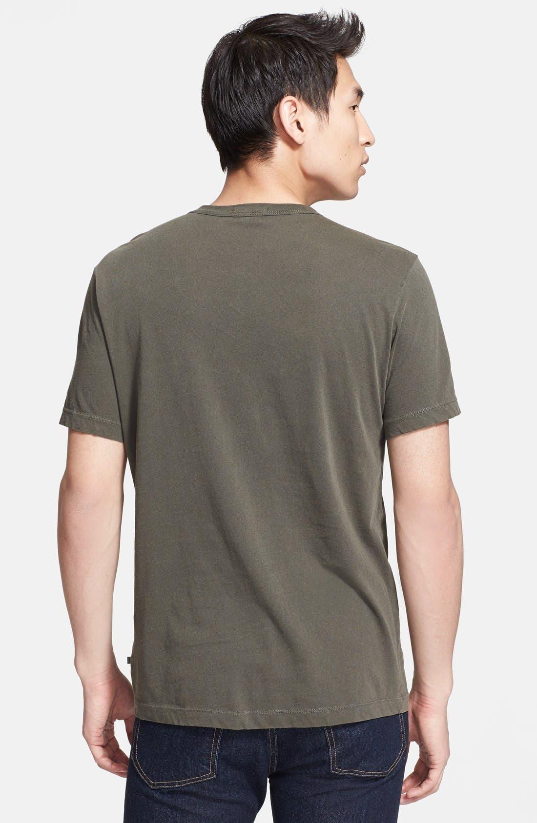 Crewneck Jersey T-Shirt,                             Alternate thumbnail 159, color,