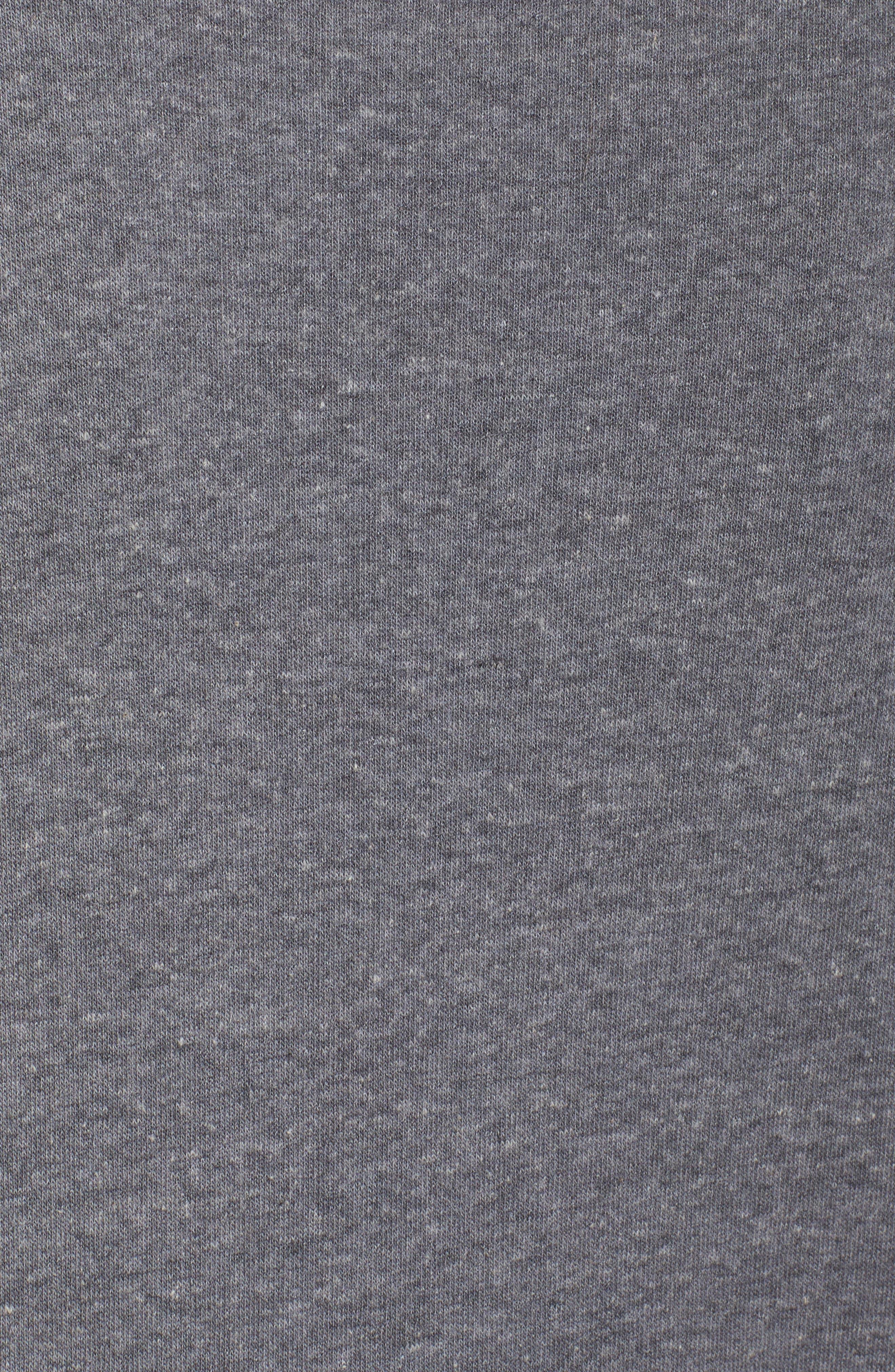In Pizza We Crust Lounge Sweatshirt,                             Alternate thumbnail 5, color,                             020