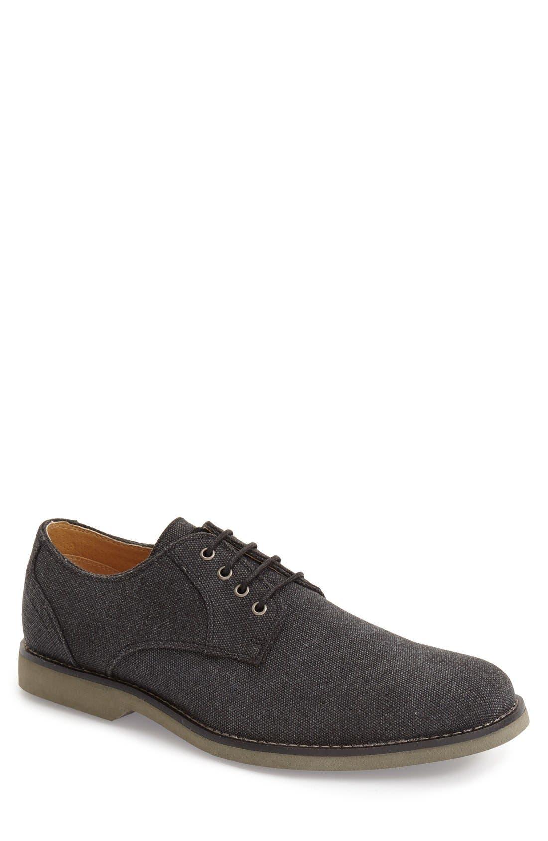 'Proctor' Buck Shoe, Main, color, 001