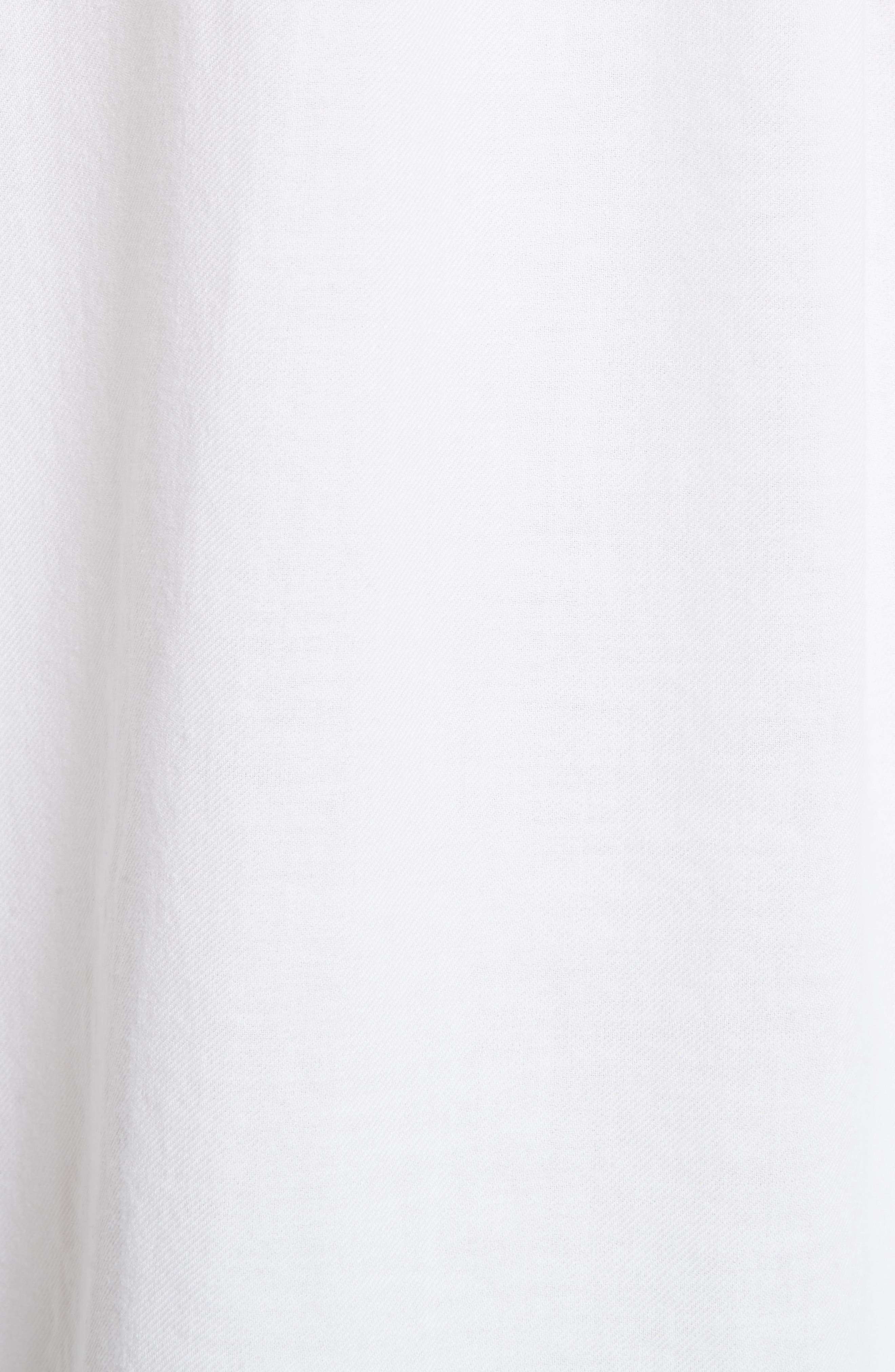 Shirred Cotton Blouse,                             Alternate thumbnail 10, color,