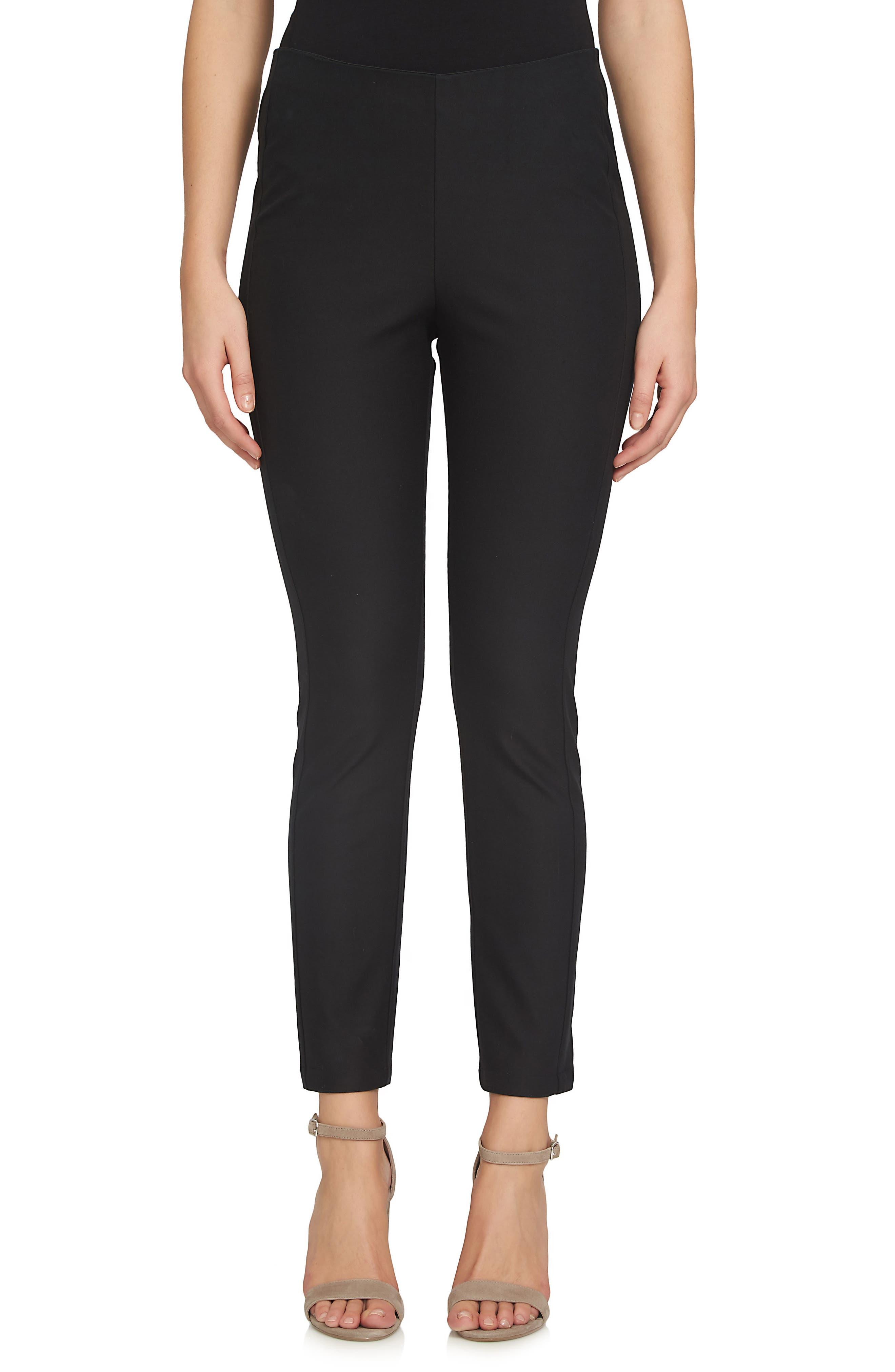 The Broadway High Waist Crop Pants,                         Main,                         color, 006
