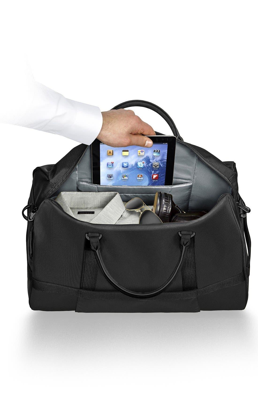 'Baseline - Medium' Duffel Bag,                             Alternate thumbnail 6, color,