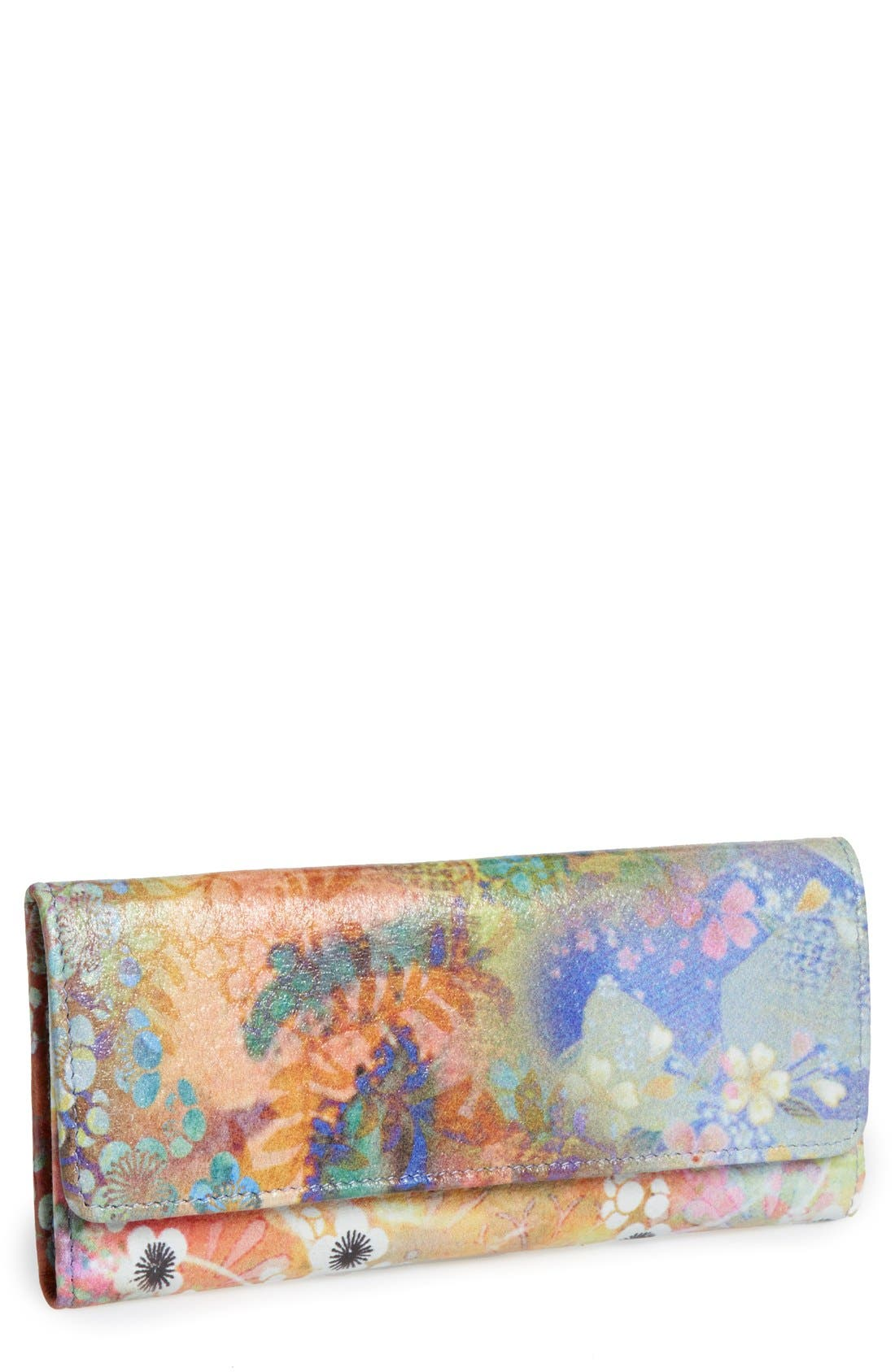 'Sadie' Leather Wallet,                             Main thumbnail 44, color,