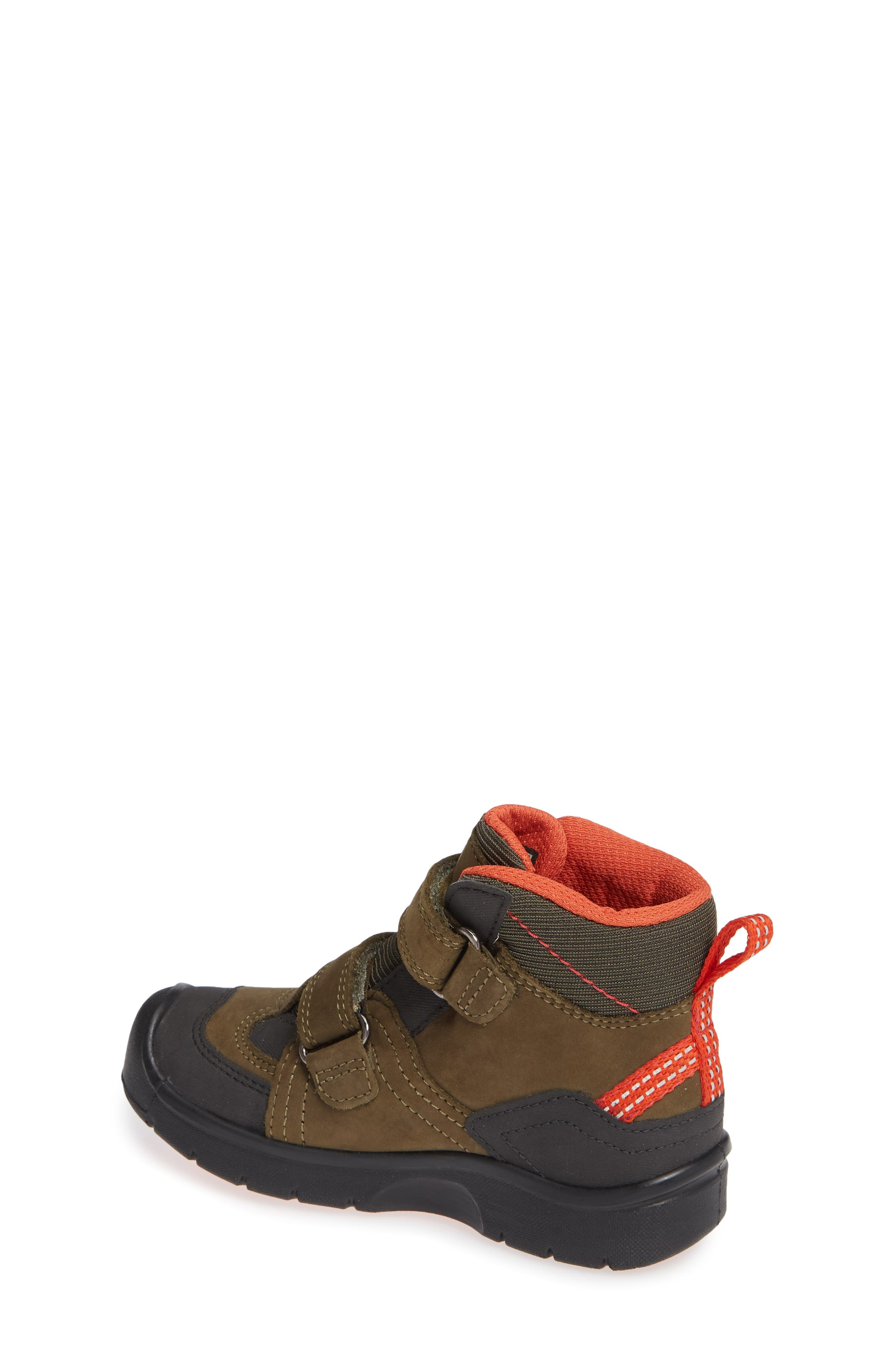 Hikeport Strap Waterproof Mid Boot,                             Alternate thumbnail 6, color,
