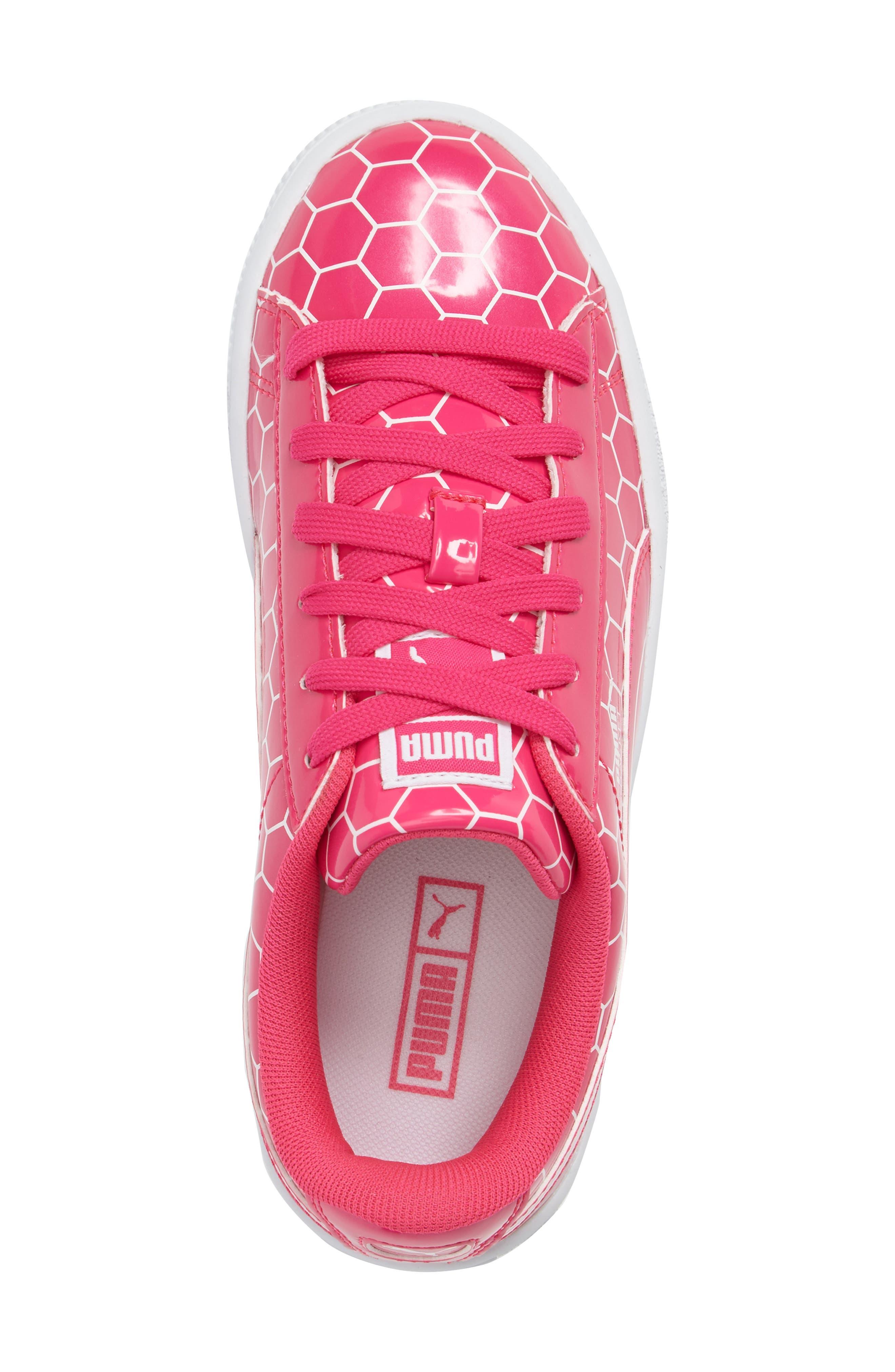 Basket Classic Ano Sneaker,                             Alternate thumbnail 8, color,
