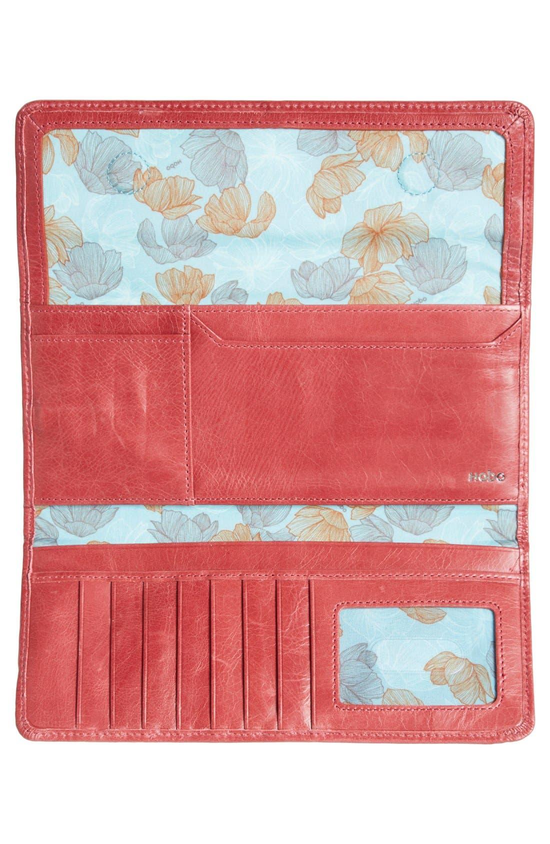 'Sadie' Leather Wallet,                             Alternate thumbnail 97, color,