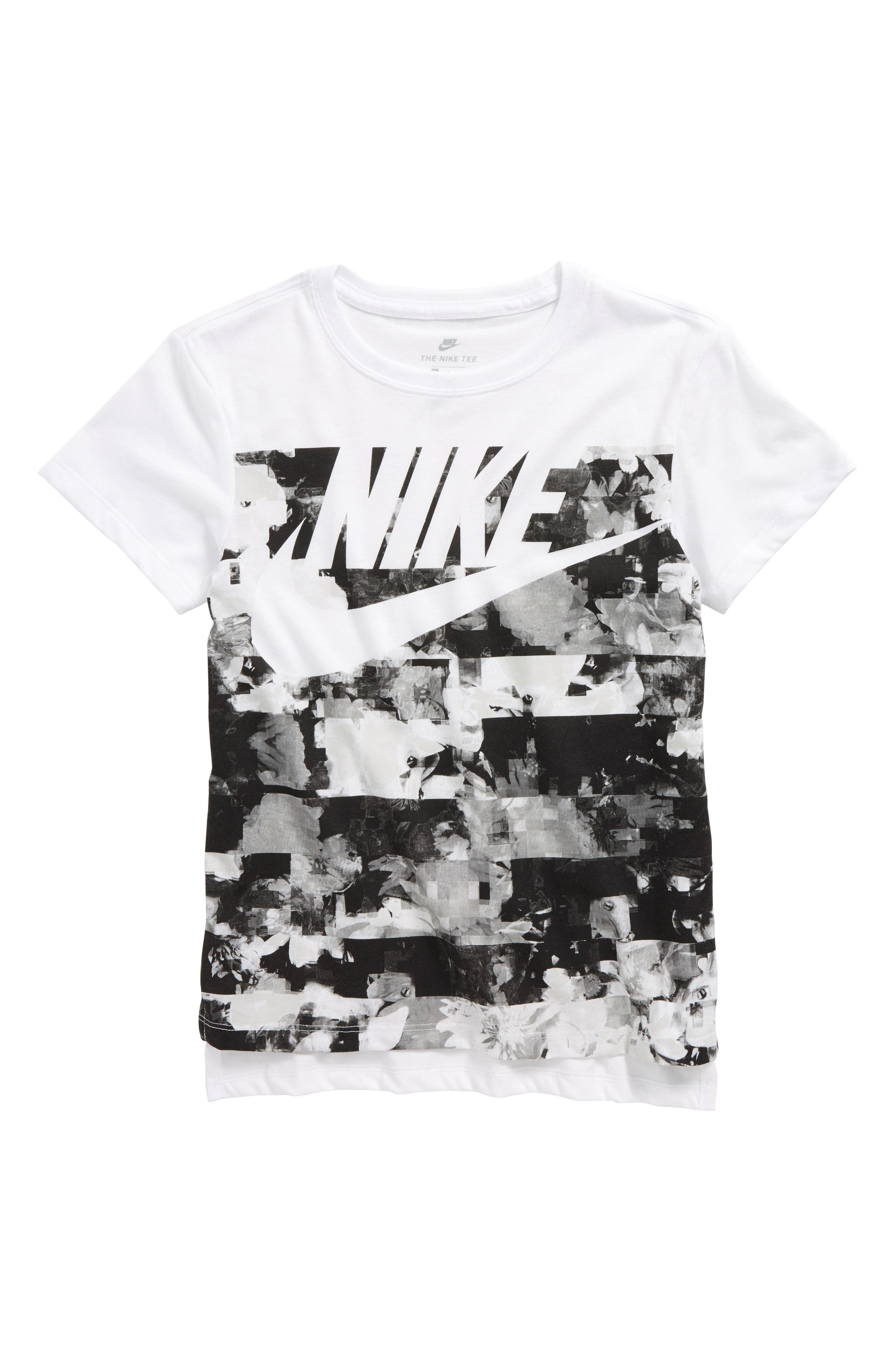Hyperfade Graphic Tee,                         Main,                         color, 101