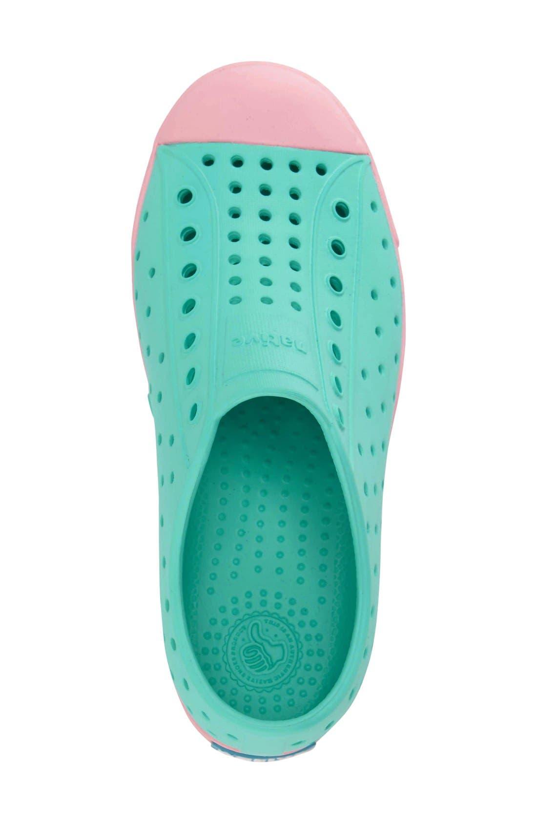 'Jefferson' Water Friendly Slip-On Sneaker,                             Alternate thumbnail 208, color,