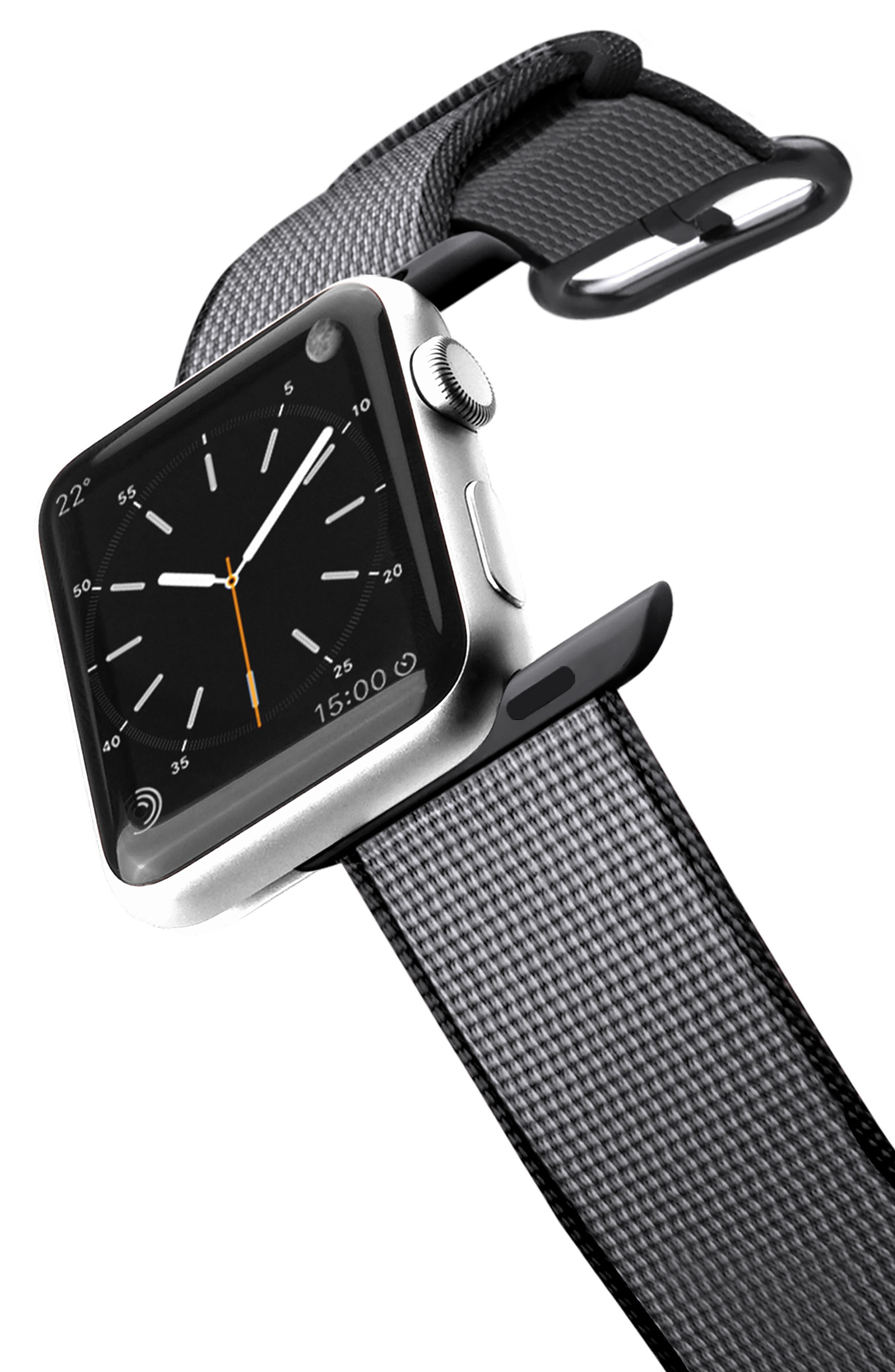 CASETIFY,                             Nylon Apple Watch Strap,                             Alternate thumbnail 3, color,                             020