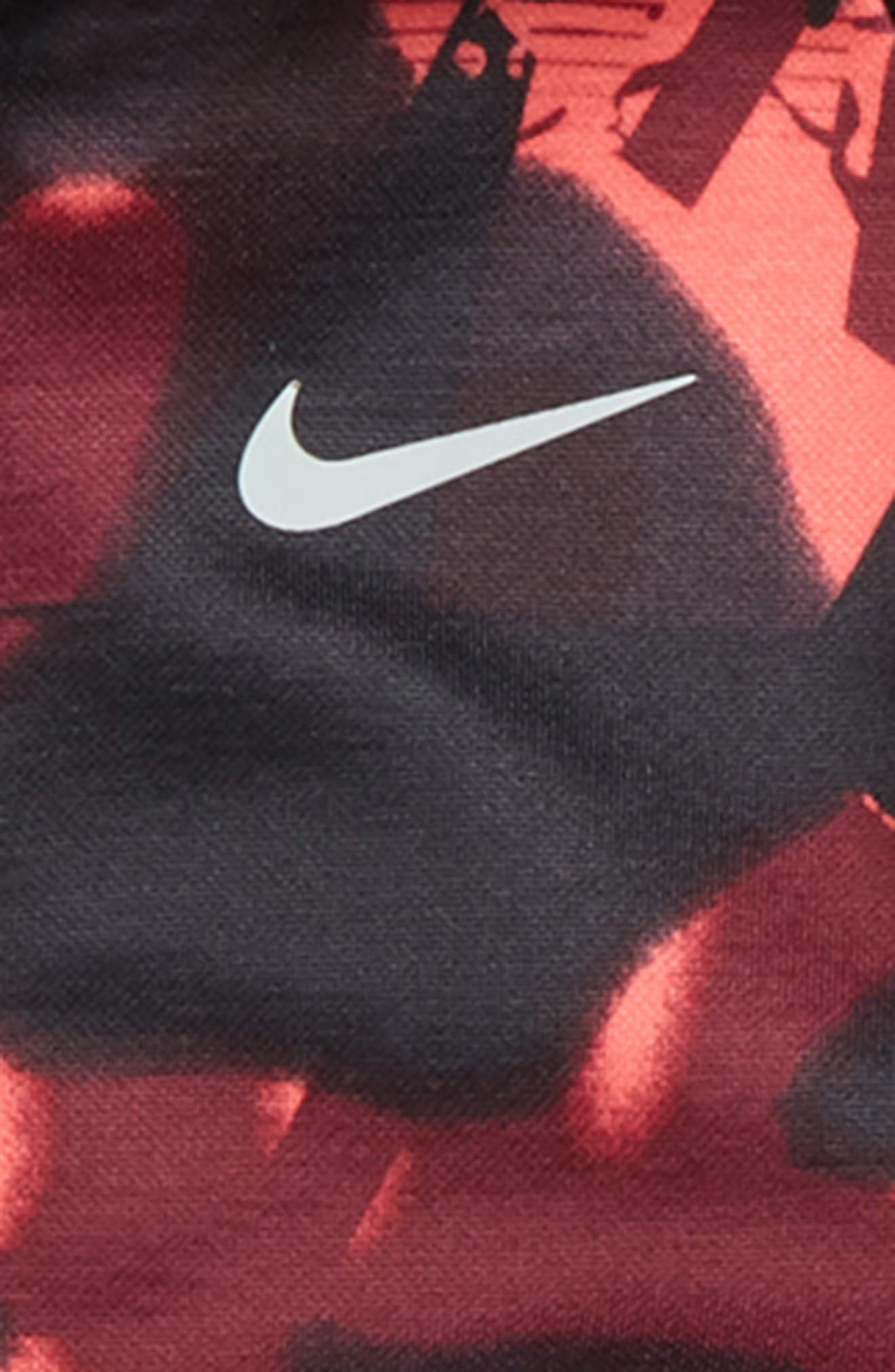 NIKE,                             Dry Therma Legacy Zip Hoodie & Pants Set,                             Alternate thumbnail 2, color,                             BLACK