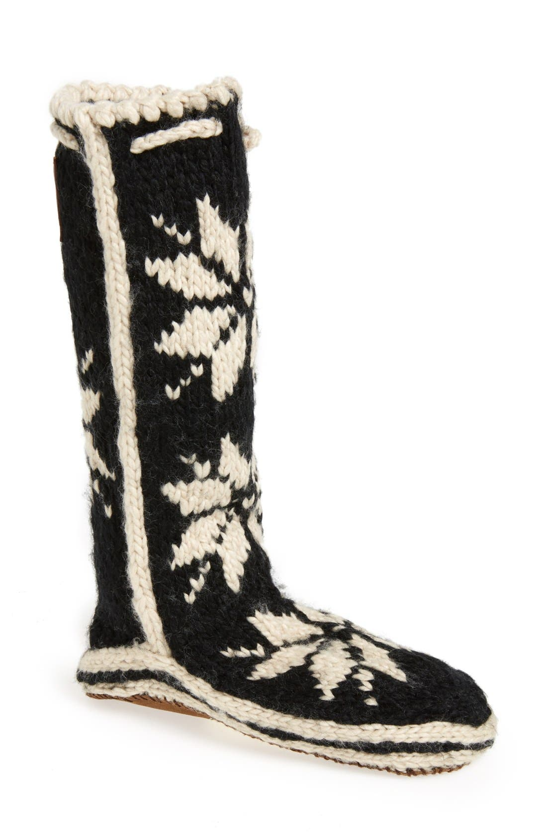 'Chalet' Socks,                             Main thumbnail 7, color,