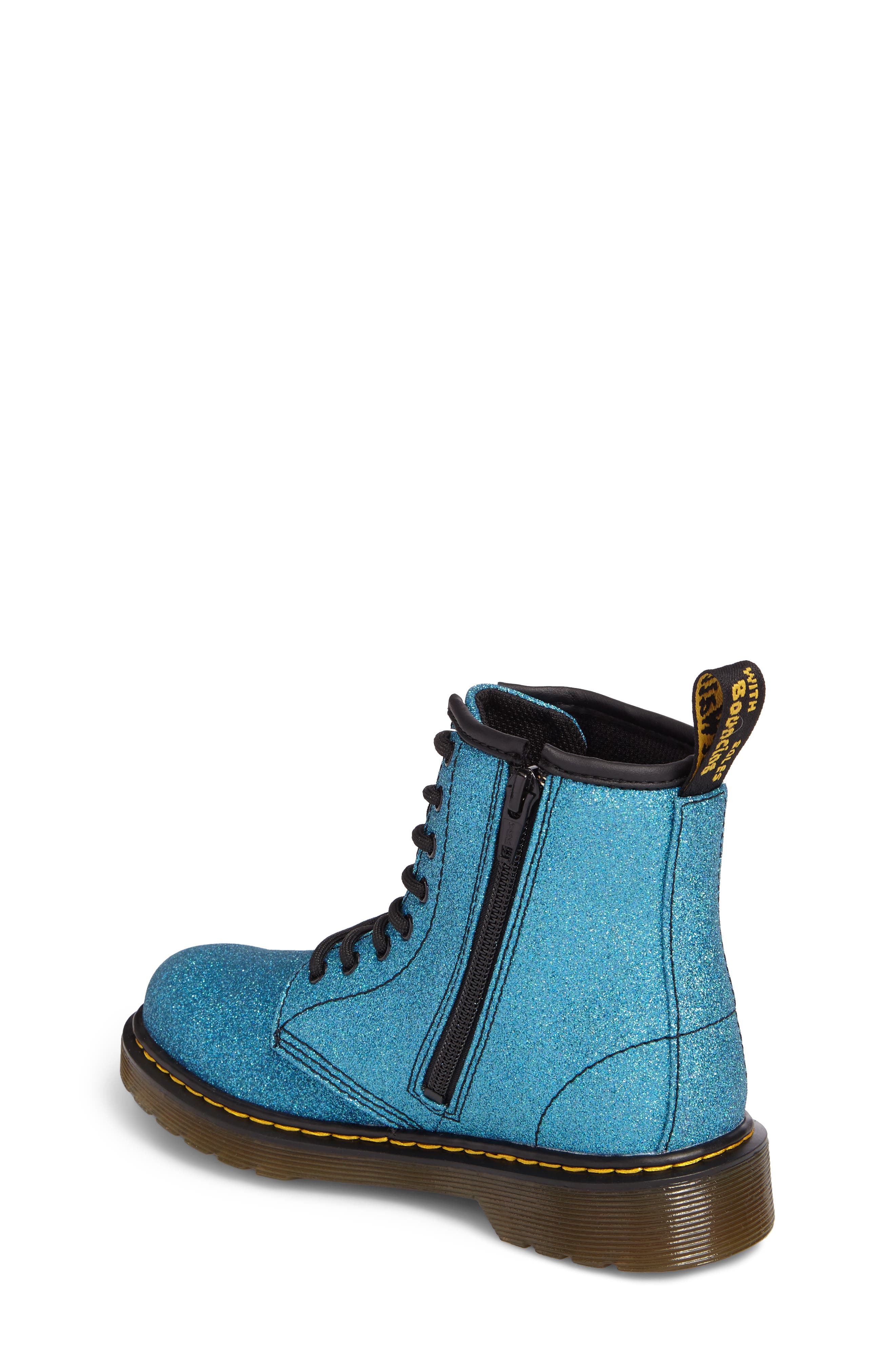 Delaney Glitter Boot,                             Alternate thumbnail 5, color,