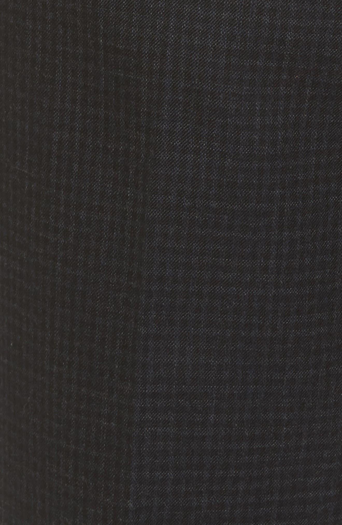 Jake Slim Fit Wool Flannel Pants,                             Alternate thumbnail 2, color,