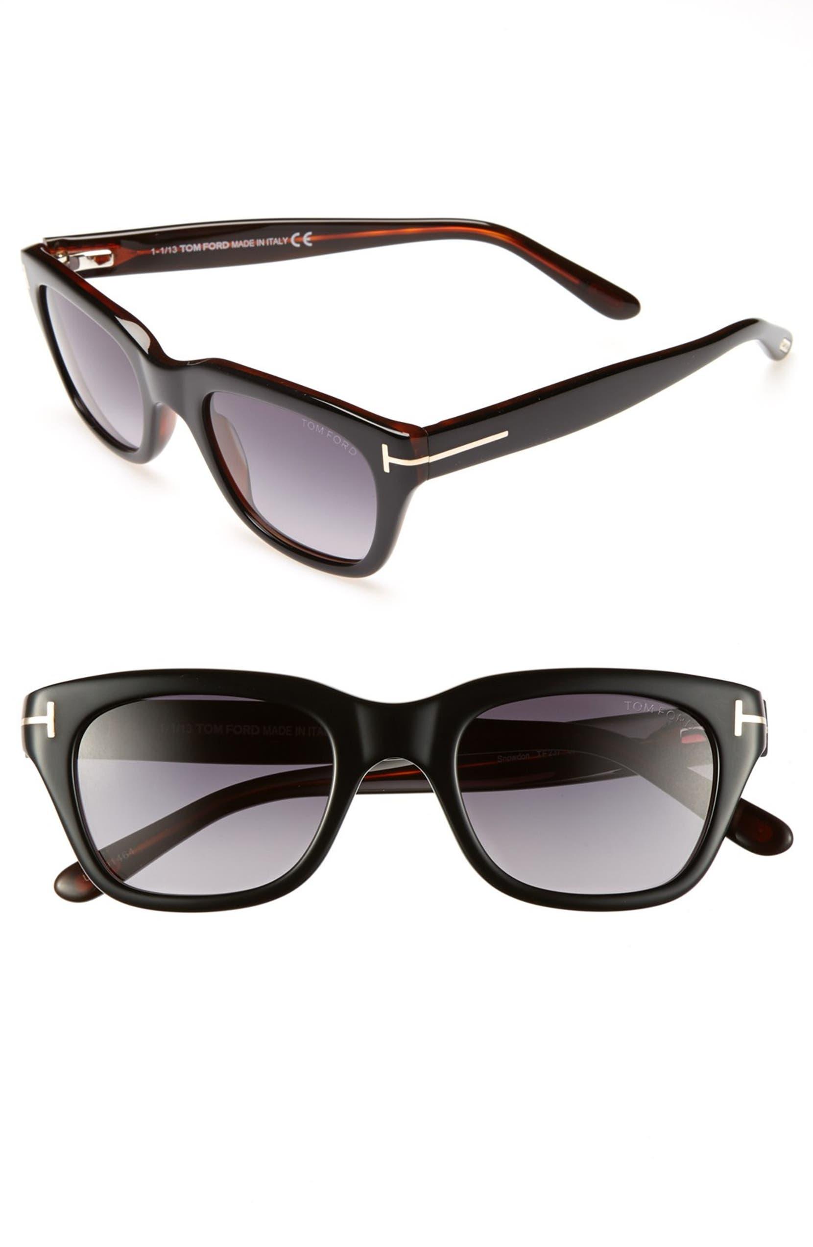 921352c998 Tom Ford  Snowdon  50mm Sunglasses