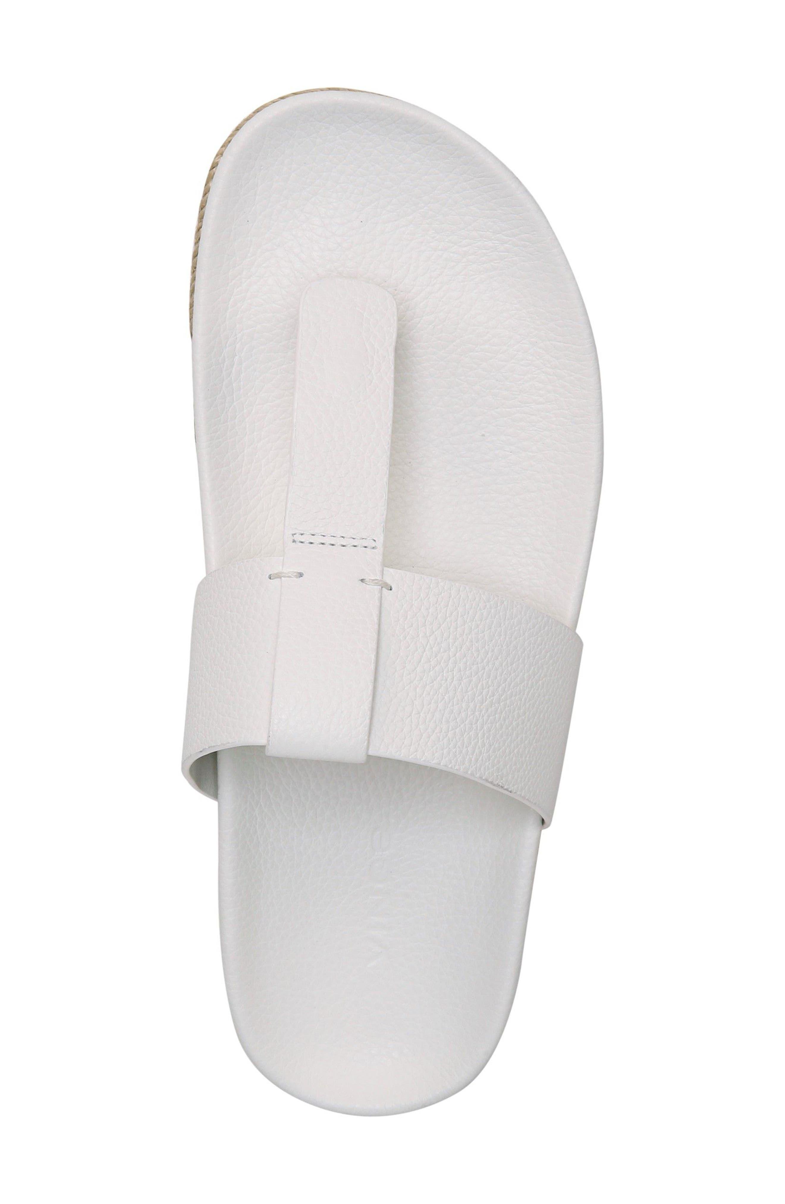 Avani T-Strap Flat Sandal,                             Alternate thumbnail 19, color,