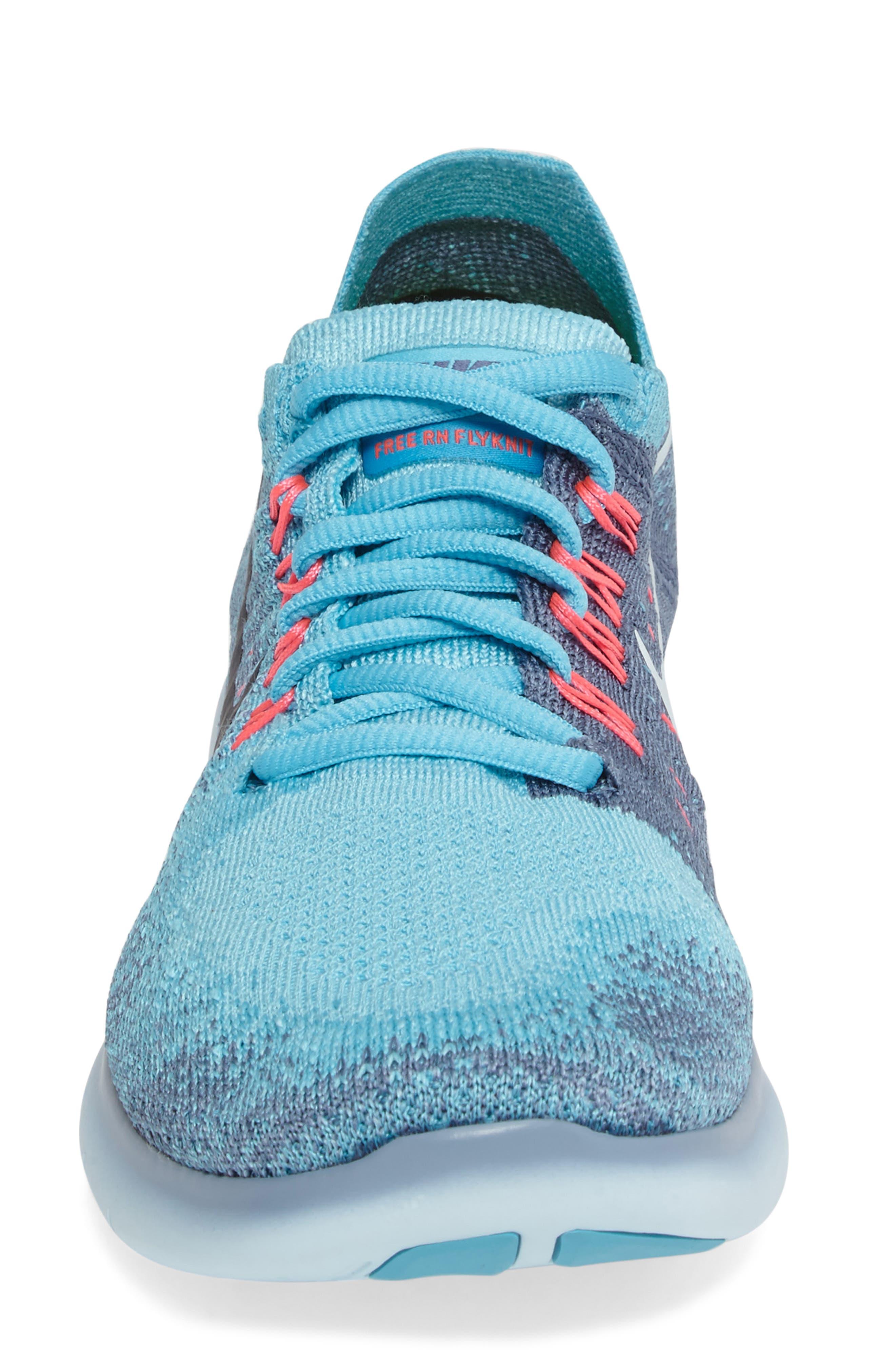 Free RN Flyknit 2 Running Shoe,                             Alternate thumbnail 11, color,