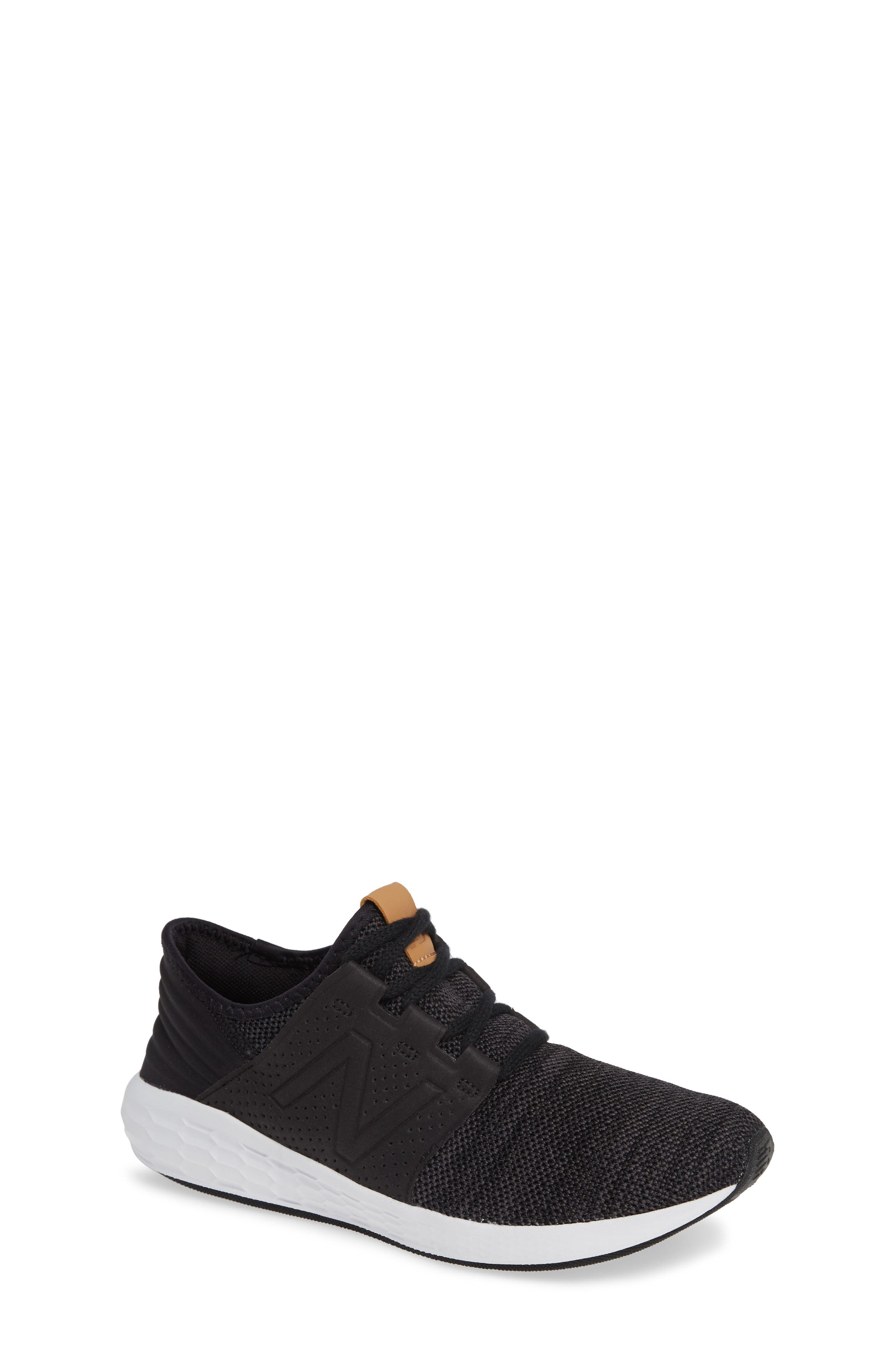Cruz V2 Sport Sneaker,                             Main thumbnail 1, color,                             BLACK/ MAGNET