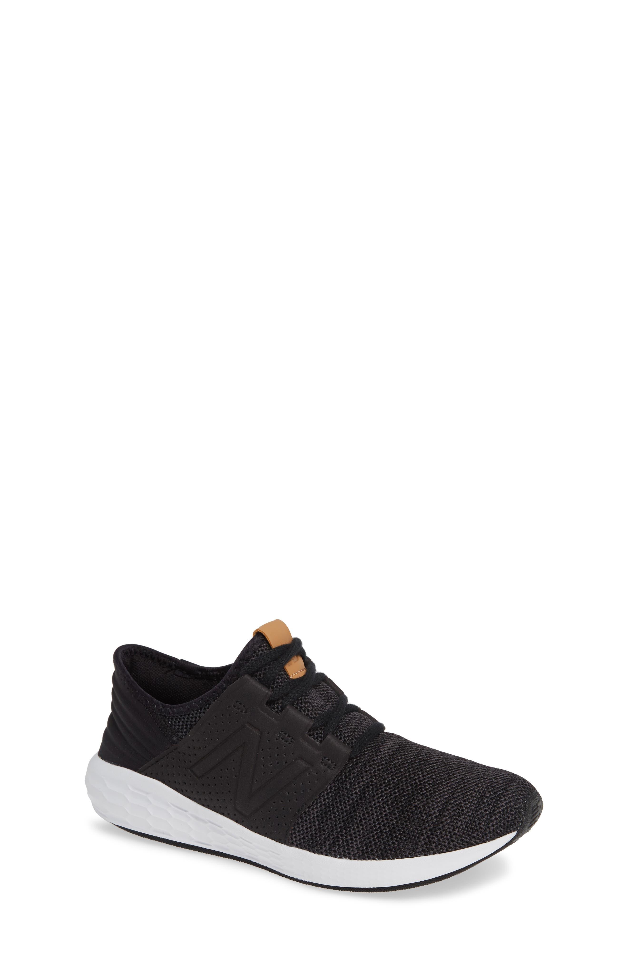 Cruz V2 Sport Sneaker,                         Main,                         color, BLACK/ MAGNET