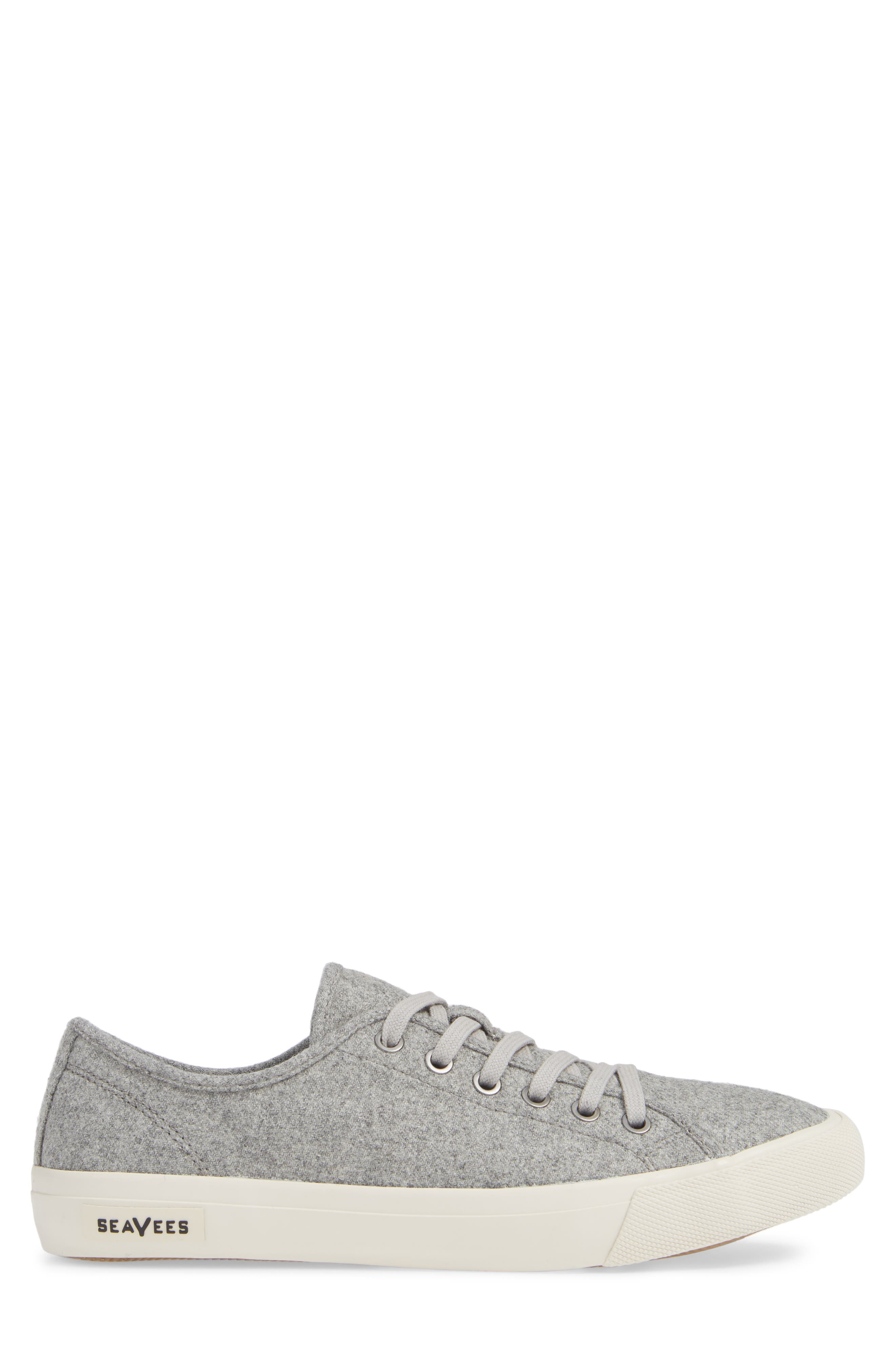 Monterey Grayers Sneaker,                             Alternate thumbnail 3, color,                             LIGHT GREY WOOL