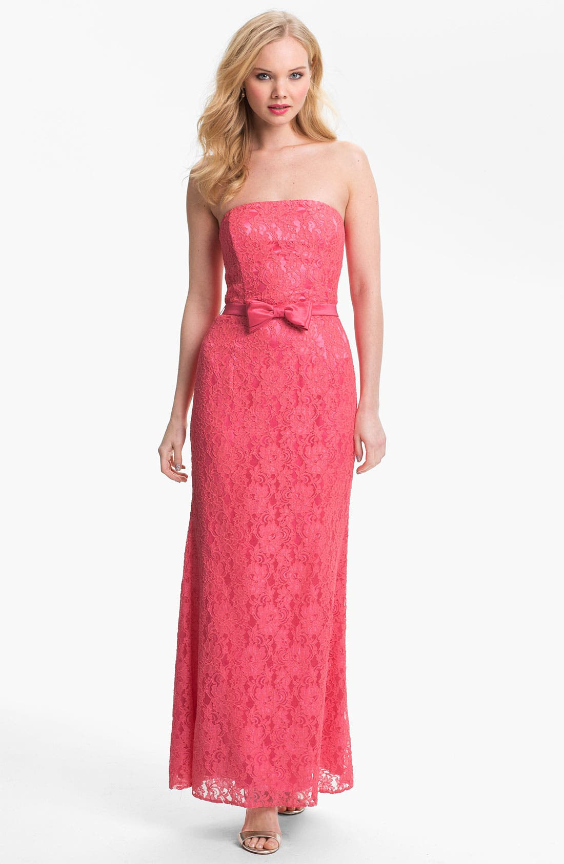 Jessica McClintock Gown & Accessories, Main, color, 950