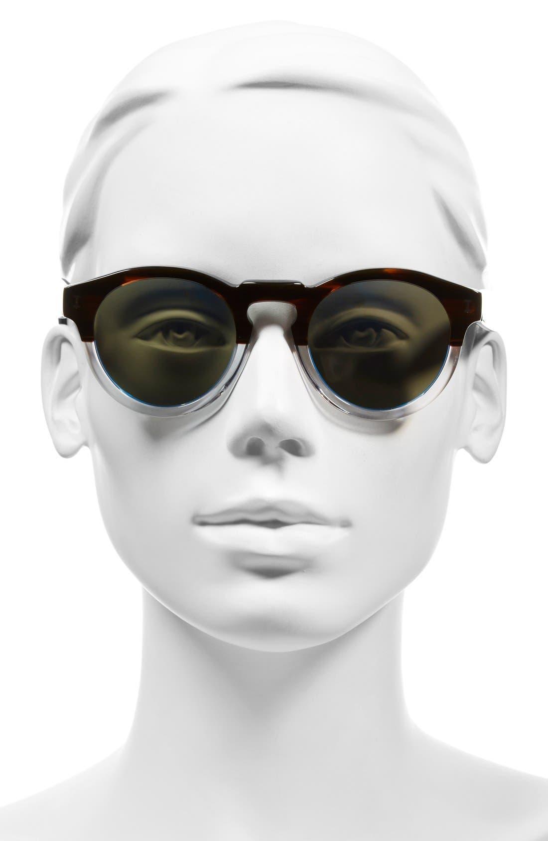 'Leonard' 47mm Sunglasses,                             Alternate thumbnail 114, color,