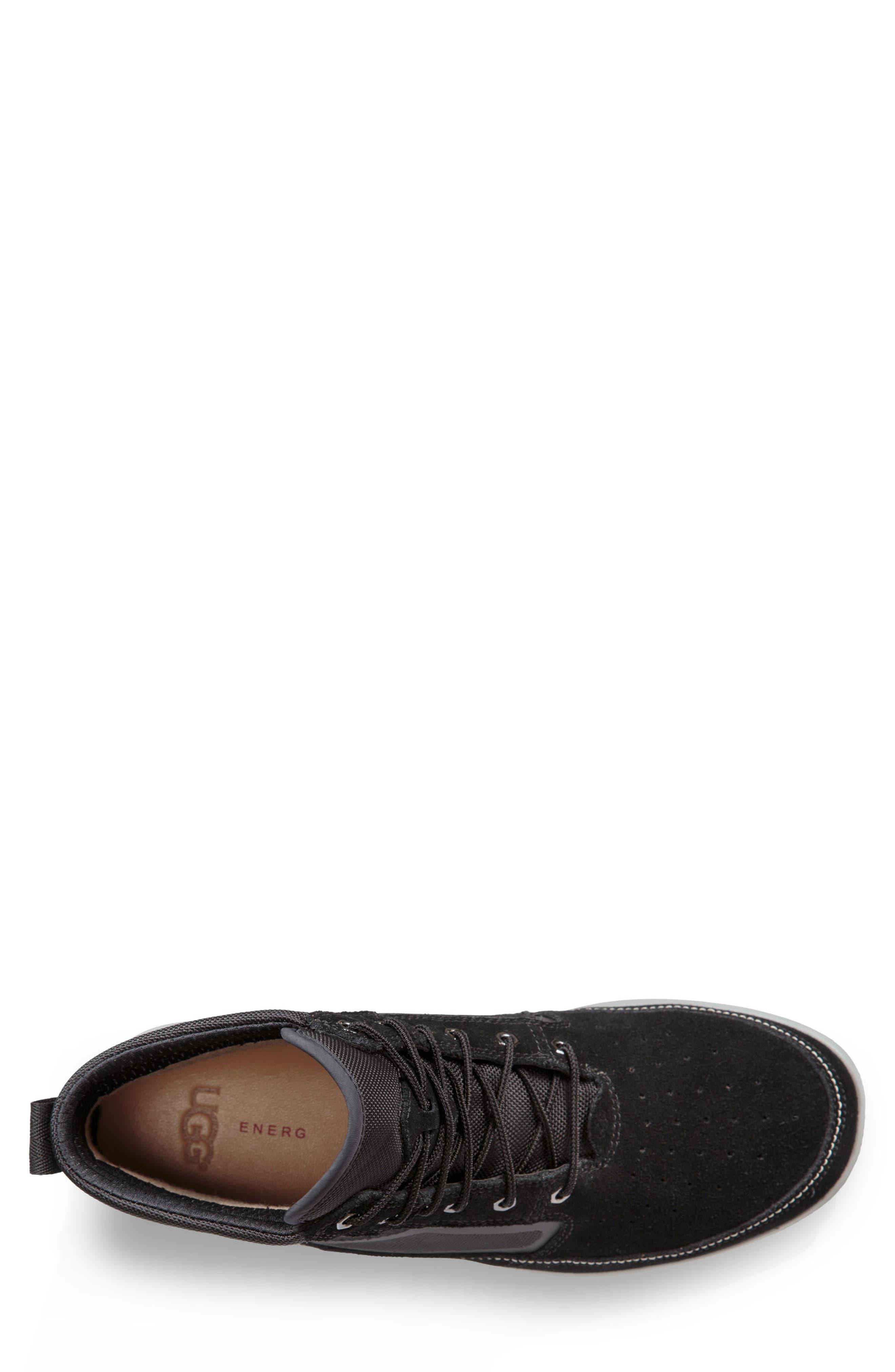 Hepner Moc Toe Boot,                             Alternate thumbnail 4, color,                             001