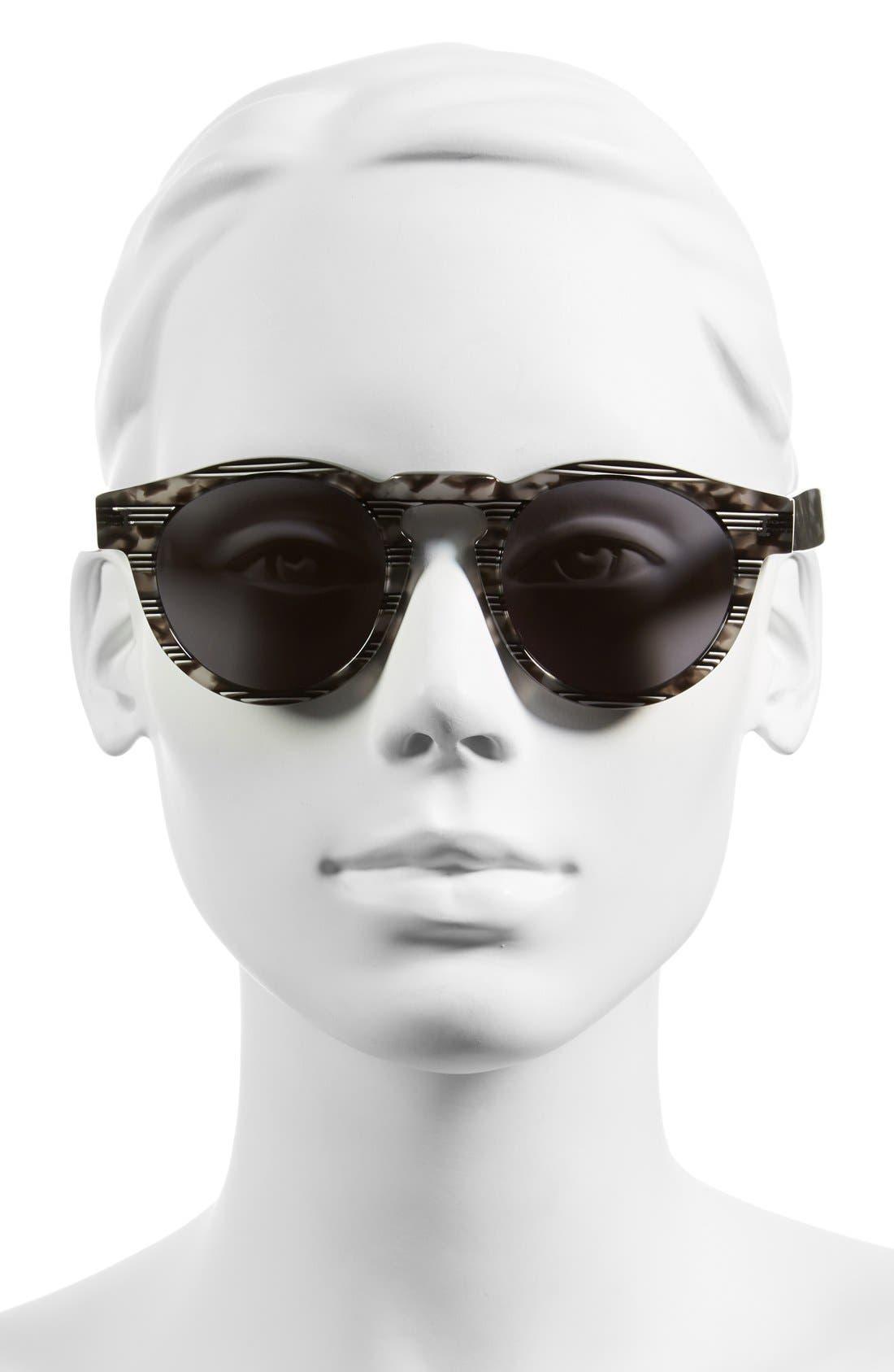 'Leonard' 47mm Sunglasses,                             Alternate thumbnail 76, color,