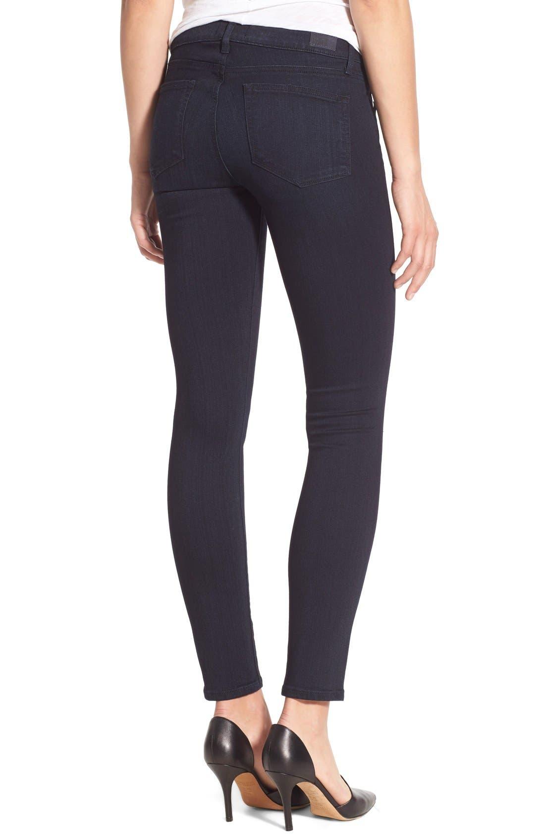 Denim 'Verdugo' Ultra Skinny Jeans,                             Alternate thumbnail 5, color,                             400