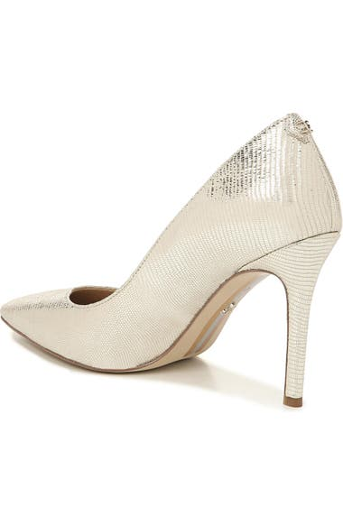 e6dac9b534c2 Sam Edelman Hazel Pointy Toe Pump (Women)