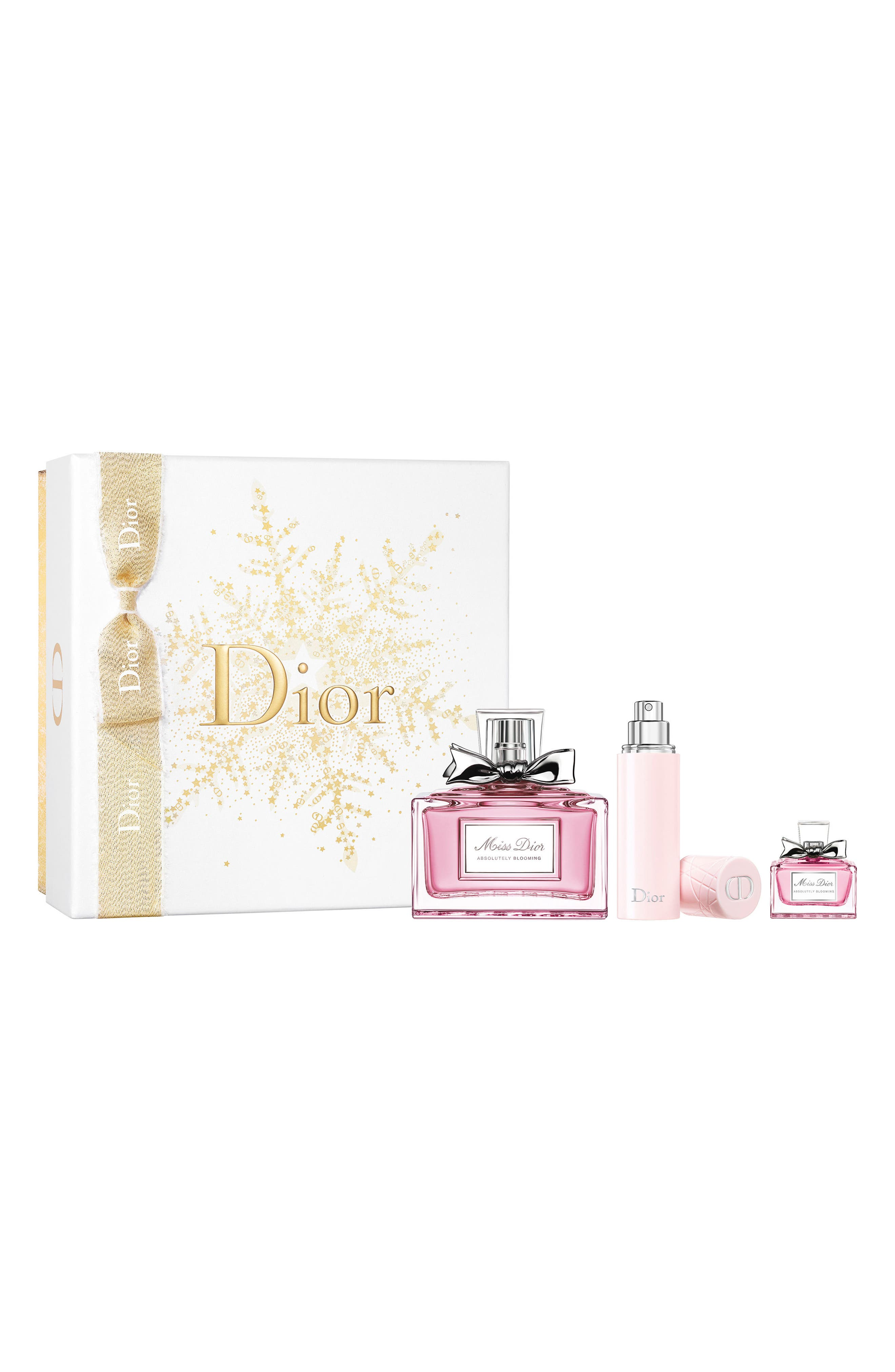 Miss Dior Absolutely Blooming Signature Set,                         Main,                         color, 000