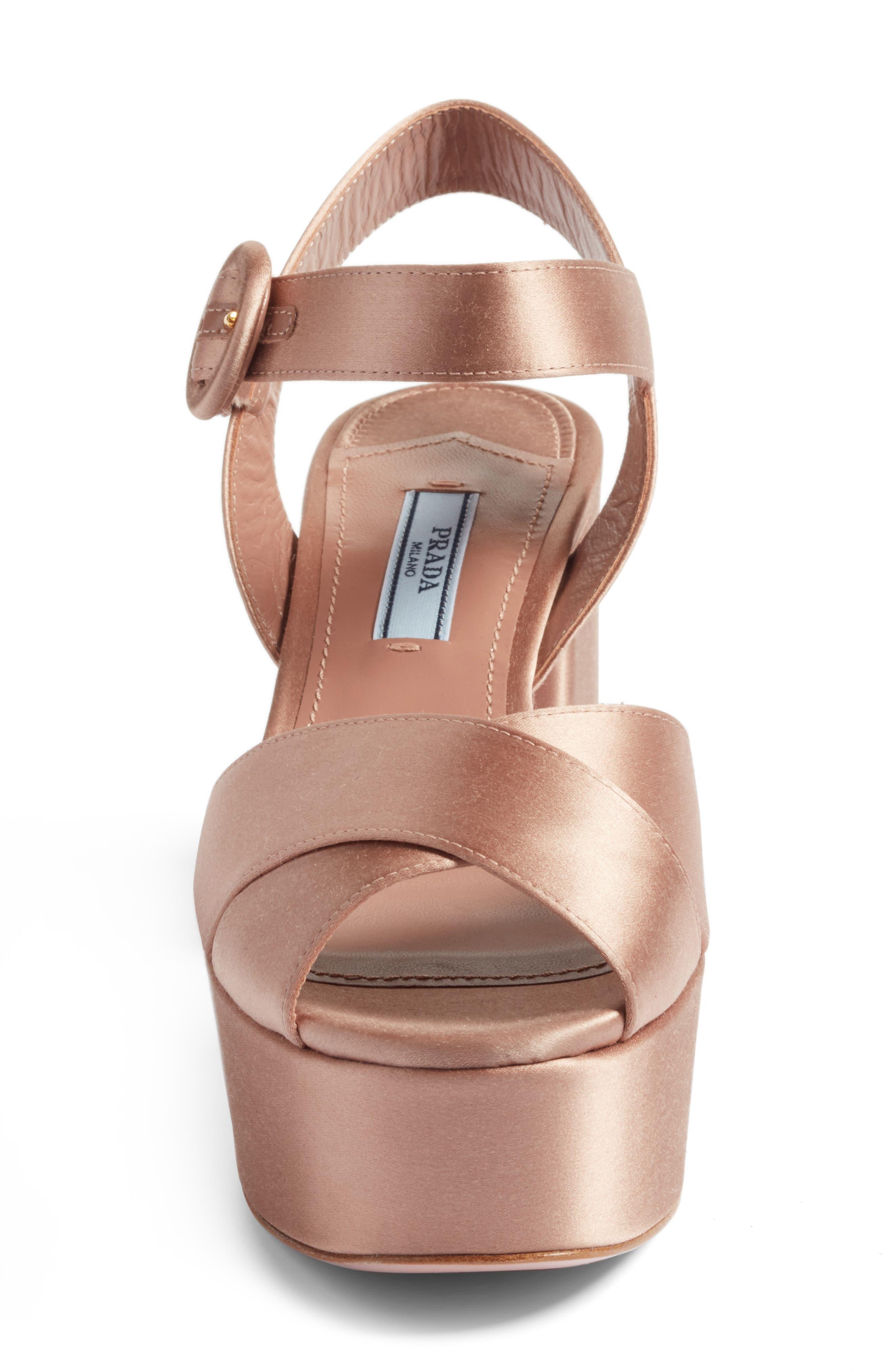 Block Heel Platform Sandal,                             Alternate thumbnail 11, color,